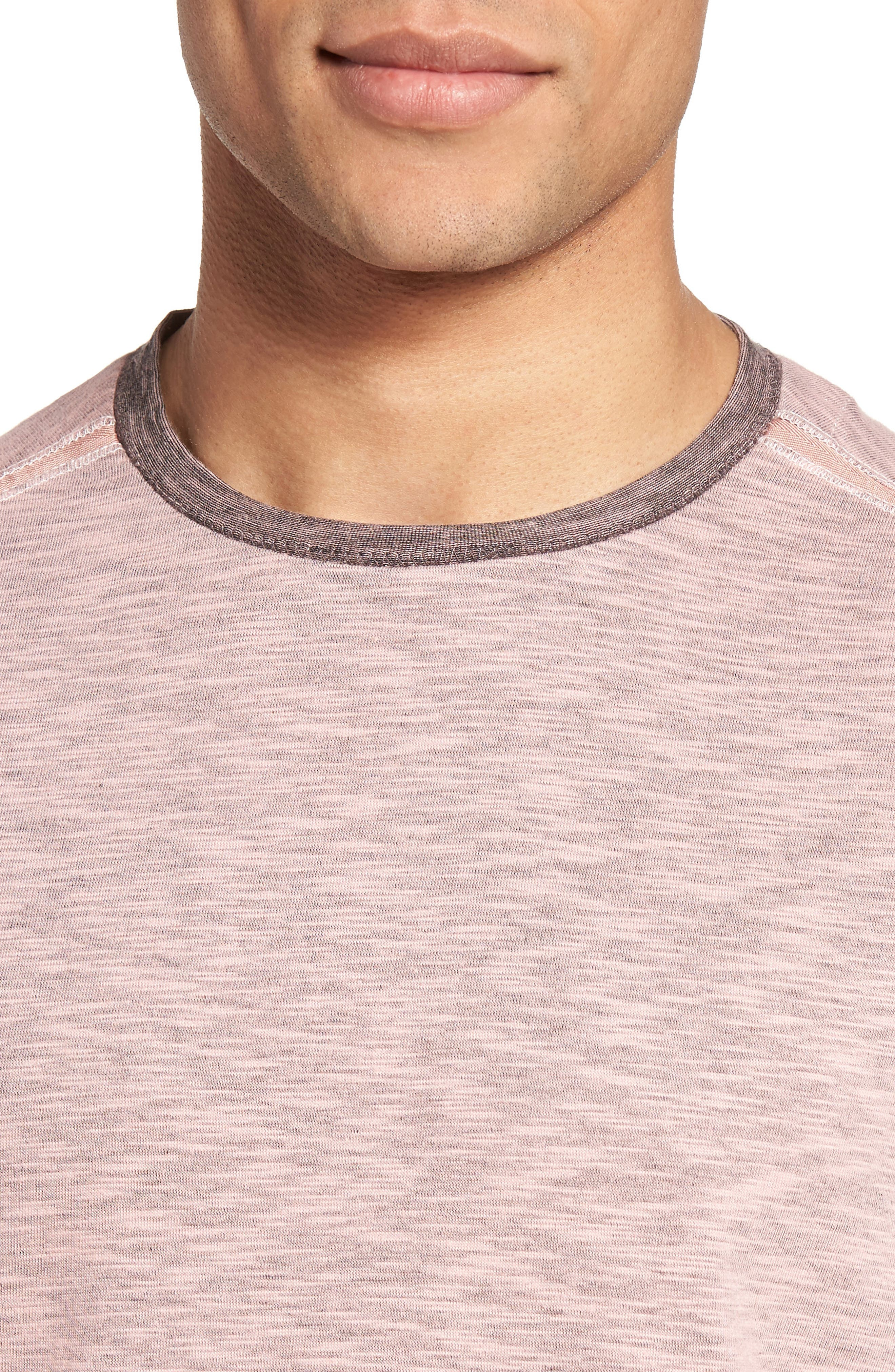 Ringer T-Shirt,                             Alternate thumbnail 8, color,