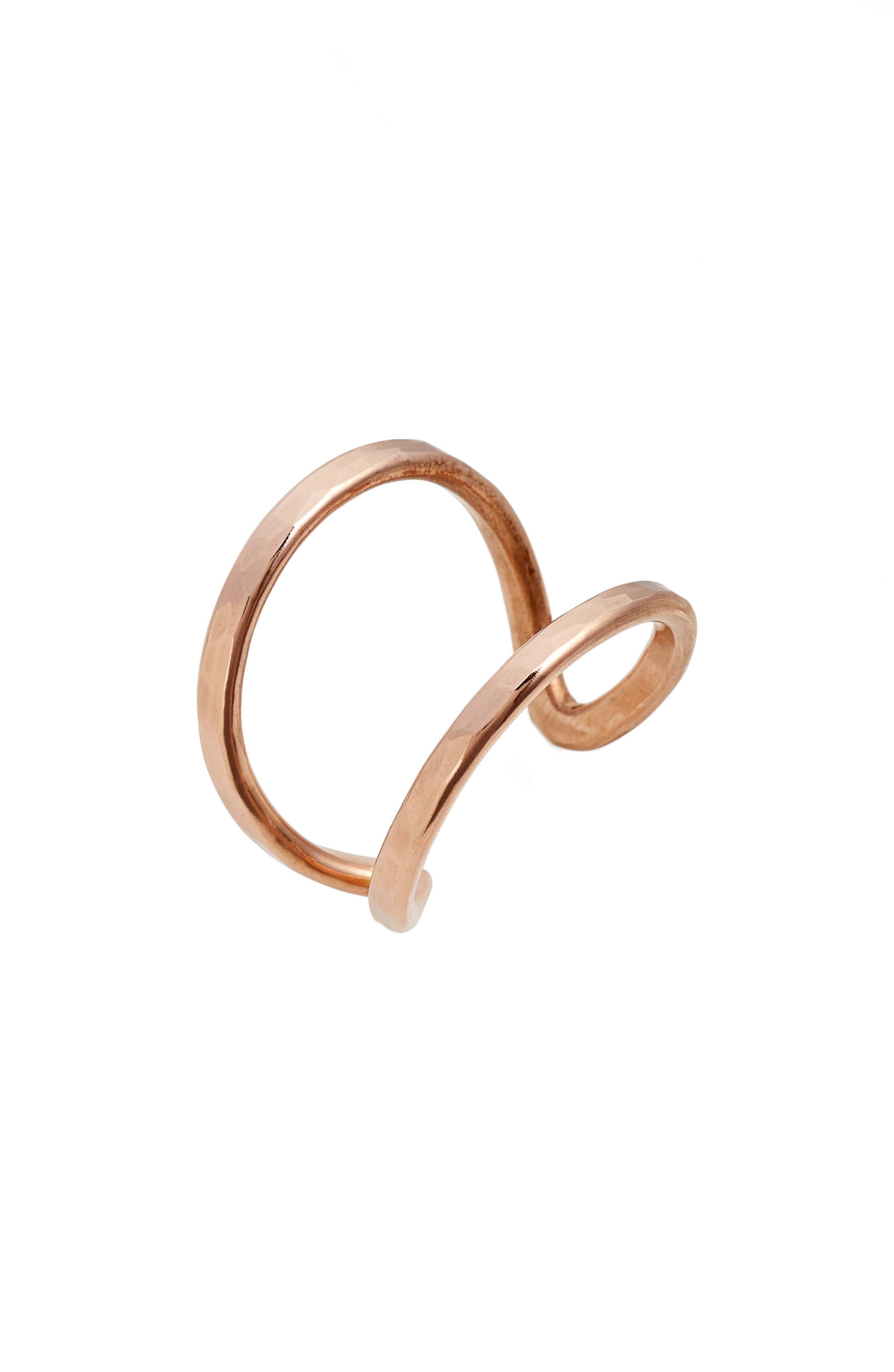 Aria Pure Open Ring,                             Main thumbnail 2, color,