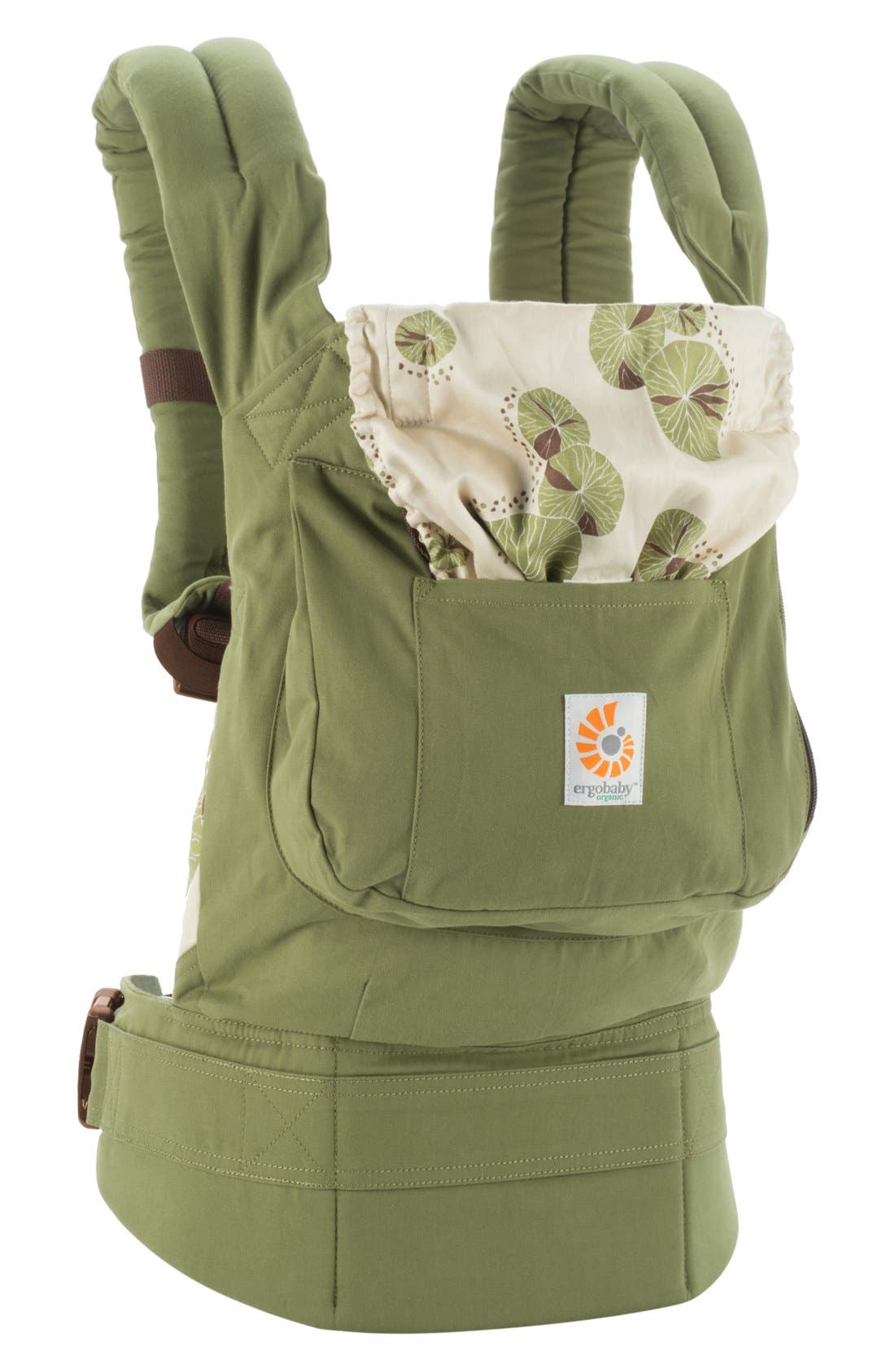 Organic Cotton Baby Carrier,                             Alternate thumbnail 15, color,