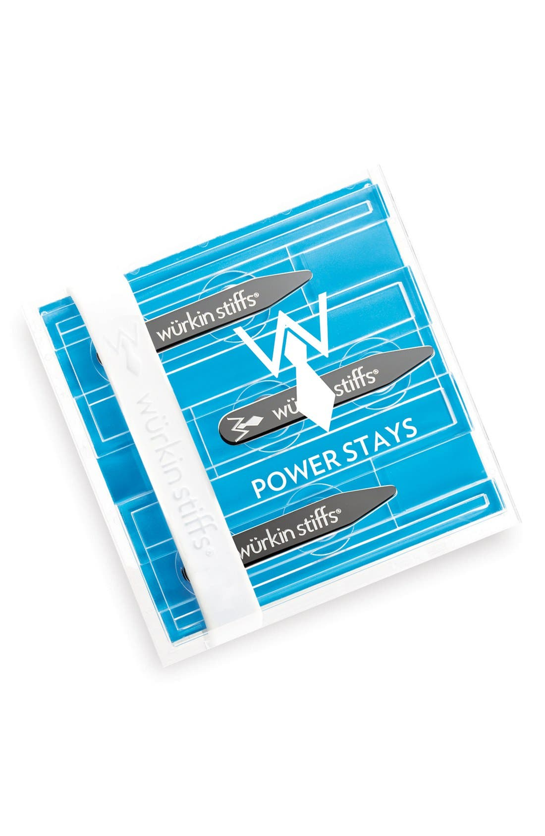 'Power Stays' Collar Stays,                             Main thumbnail 1, color,                             NO COLOR