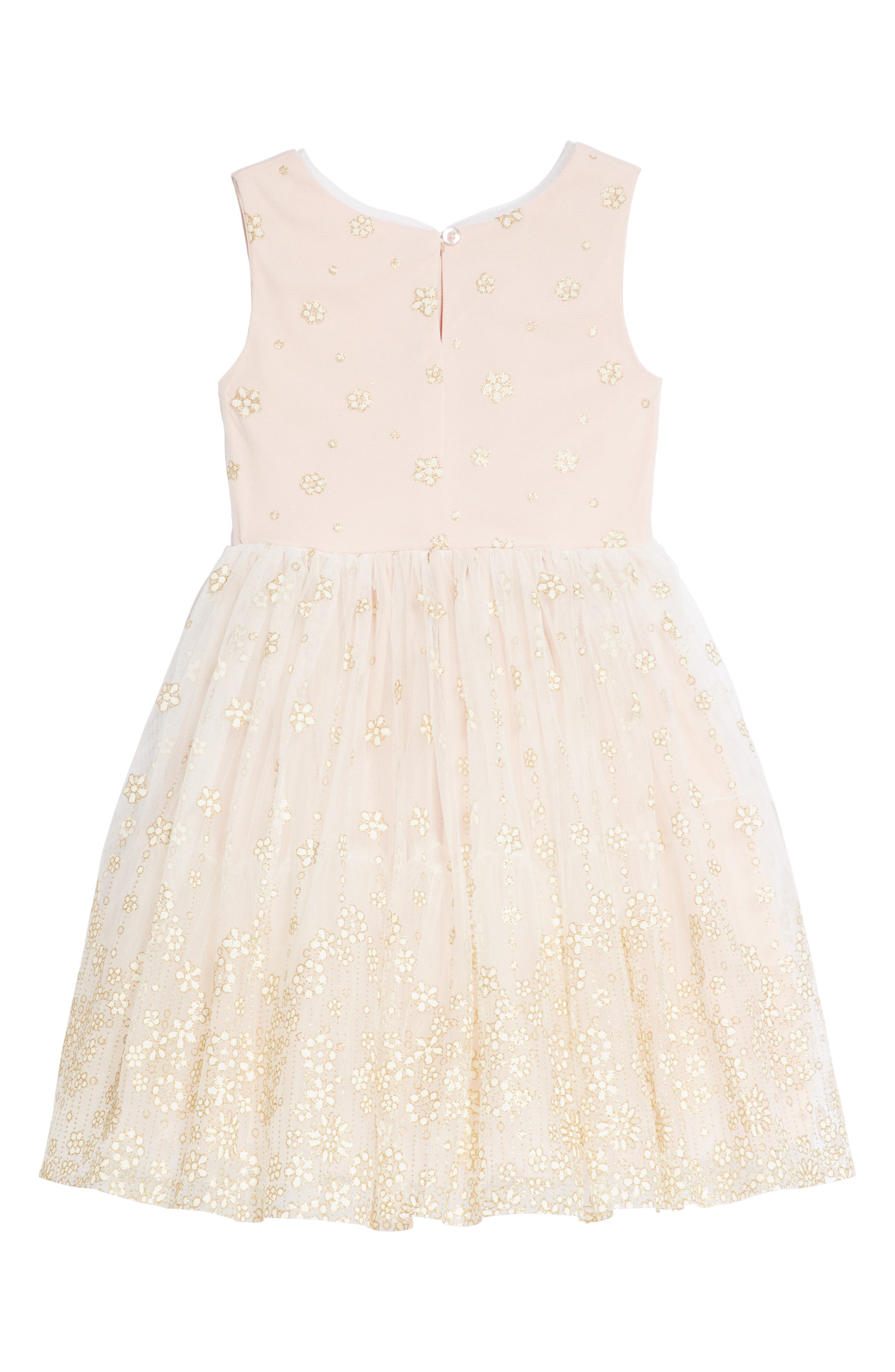 Glitter Mesh Tulle Dress,                             Alternate thumbnail 2, color,                             900