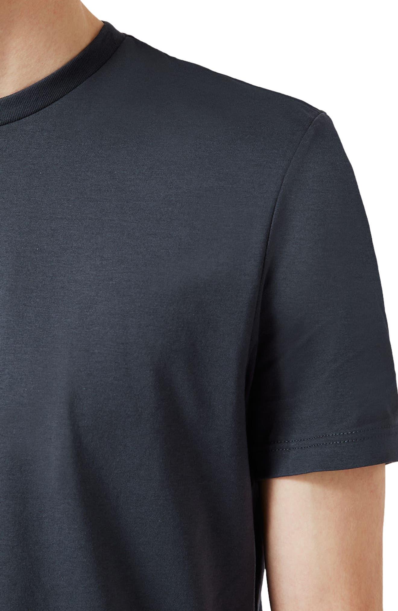 Slim Fit Crewneck T-Shirt,                             Alternate thumbnail 250, color,