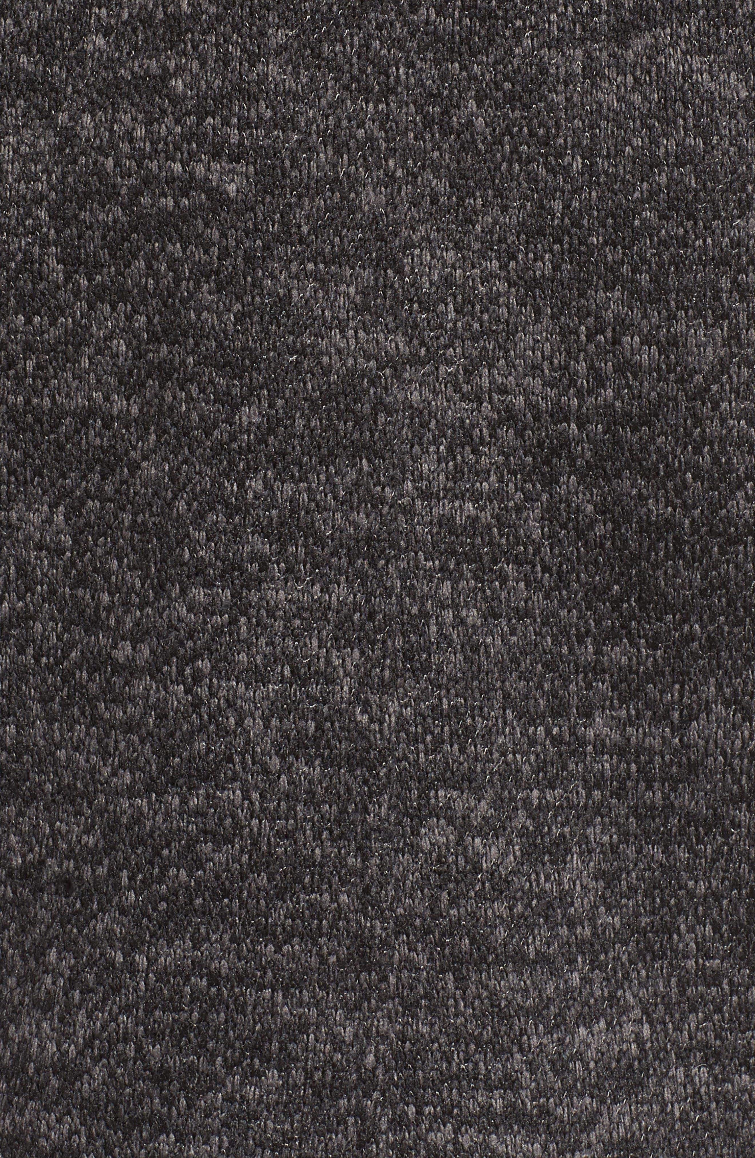 Belted Fleece Jacket,                             Alternate thumbnail 6, color,                             021