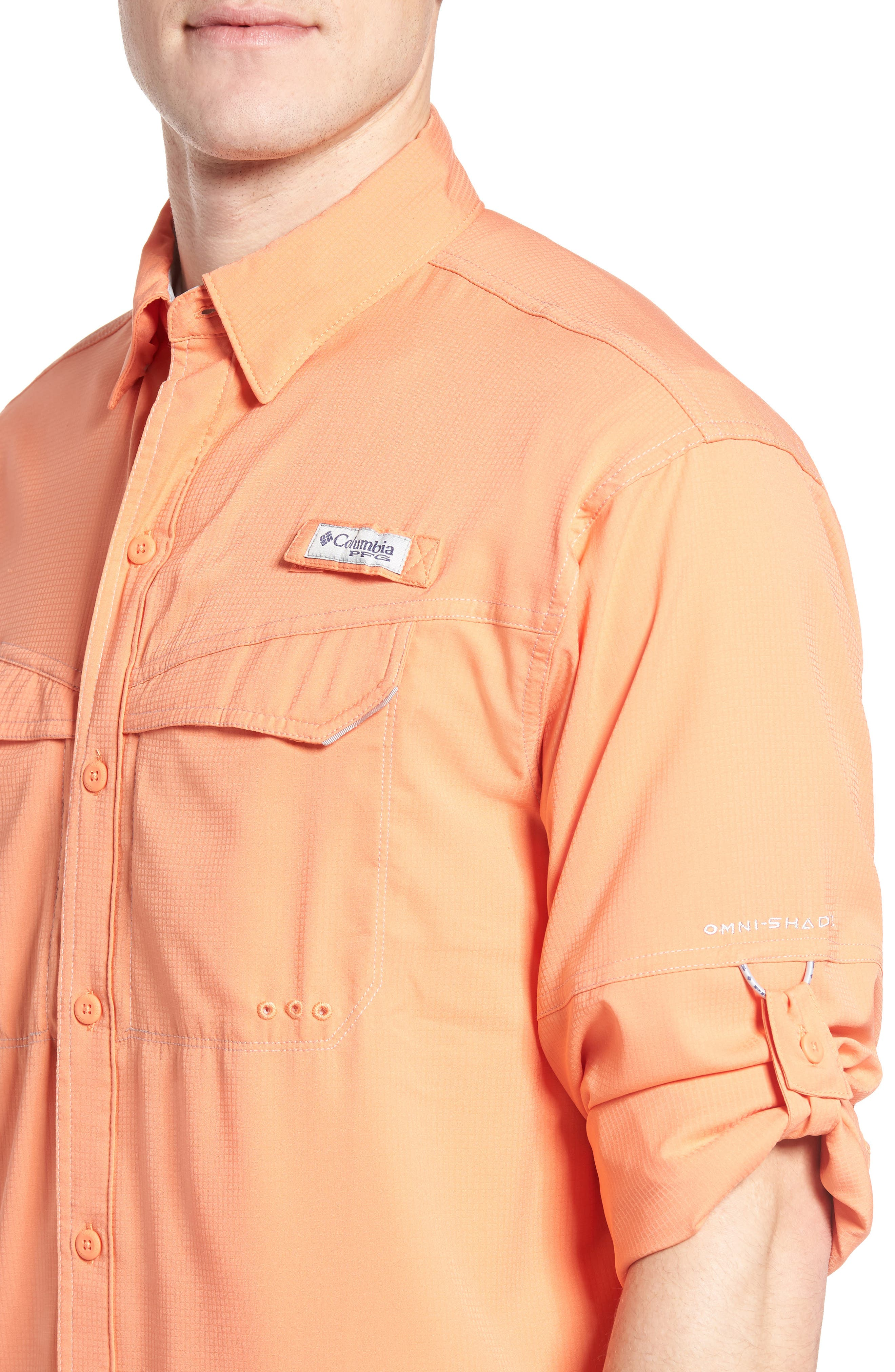Low Drag Offshore Woven Shirt,                             Alternate thumbnail 44, color,