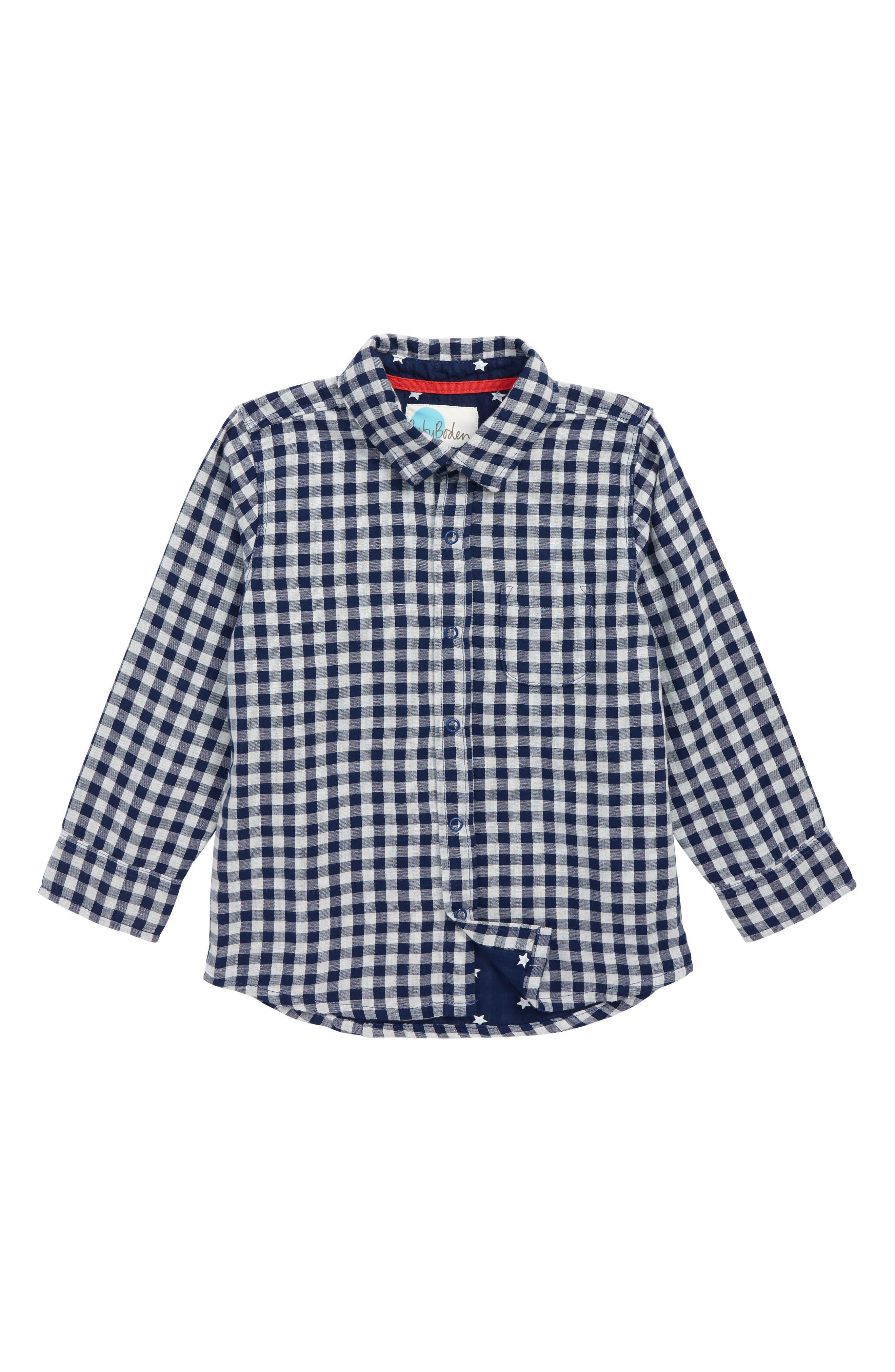 Woven Shirt,                         Main,                         color, 414