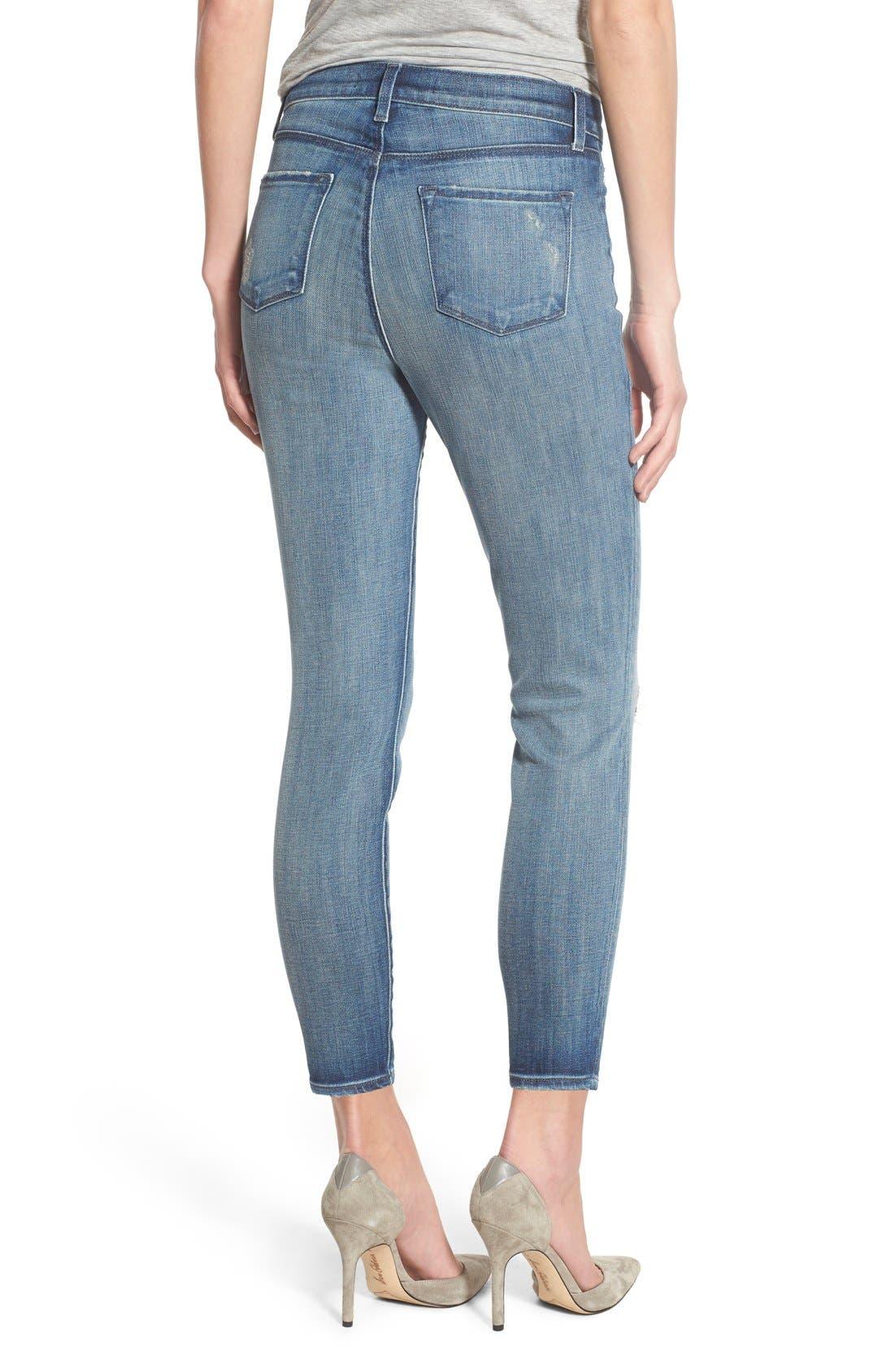 Alana Crop Skinny Jeans,                             Alternate thumbnail 8, color,