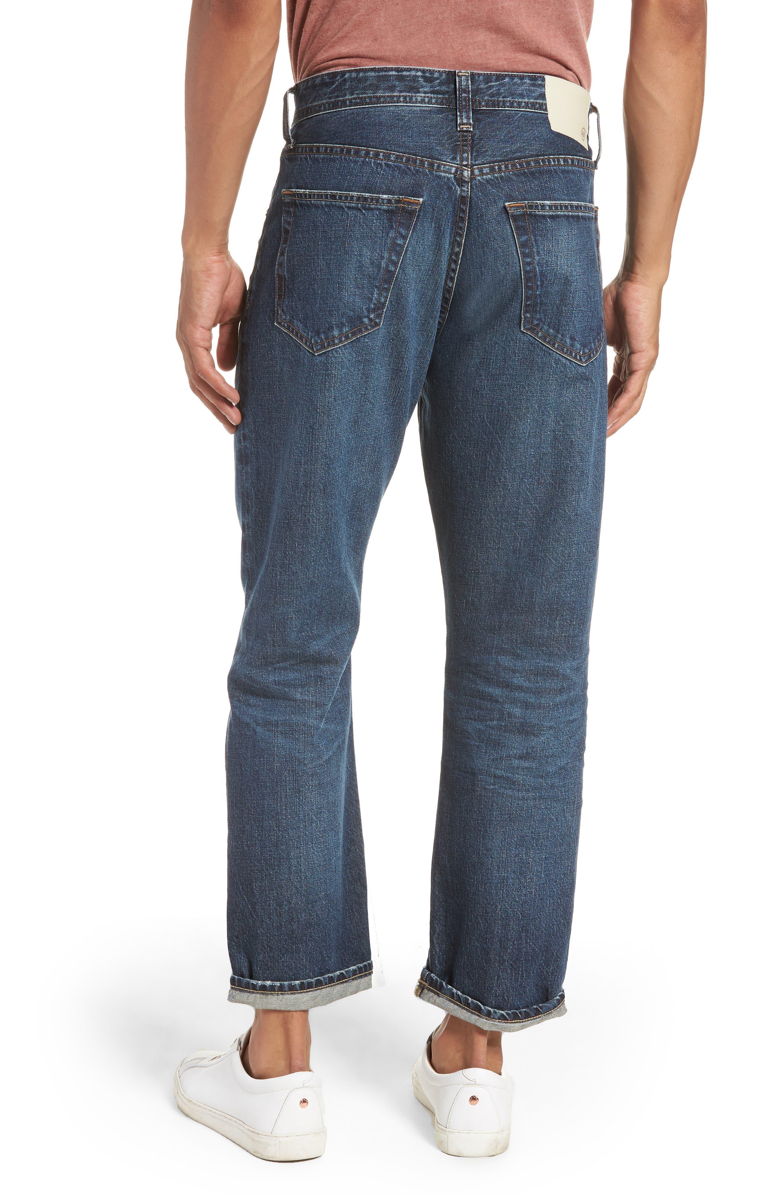 Turner Crop Jeans,                             Alternate thumbnail 2, color,                             5 YEARS WAYFARER