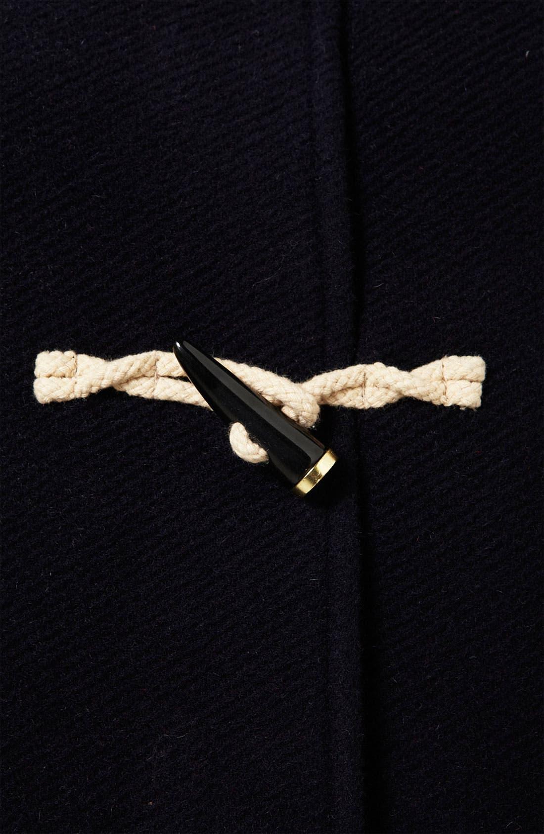Duffle Coat,                             Alternate thumbnail 3, color,                             020