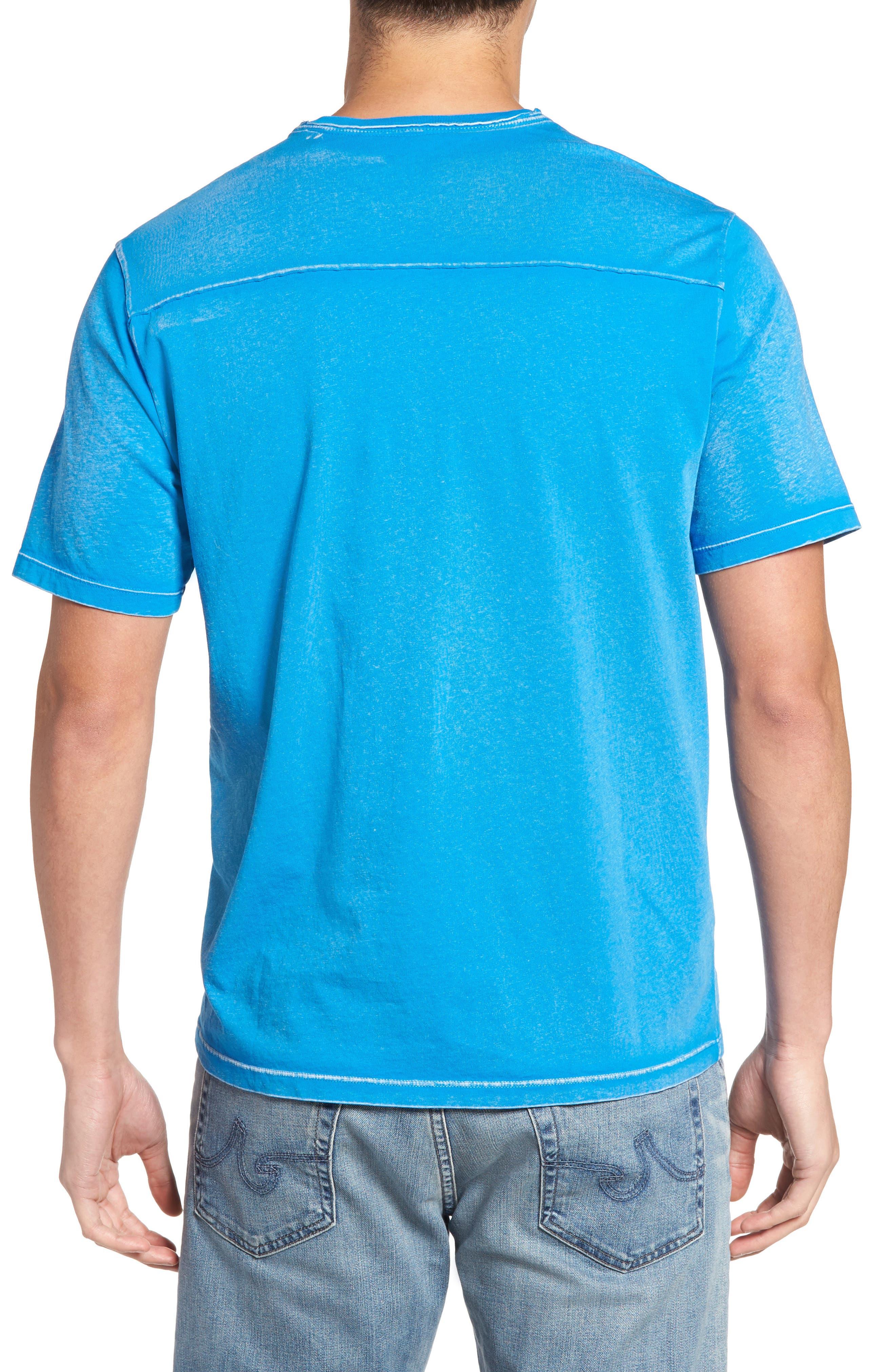 'Kahuna' V-Neck T-Shirt,                             Alternate thumbnail 21, color,