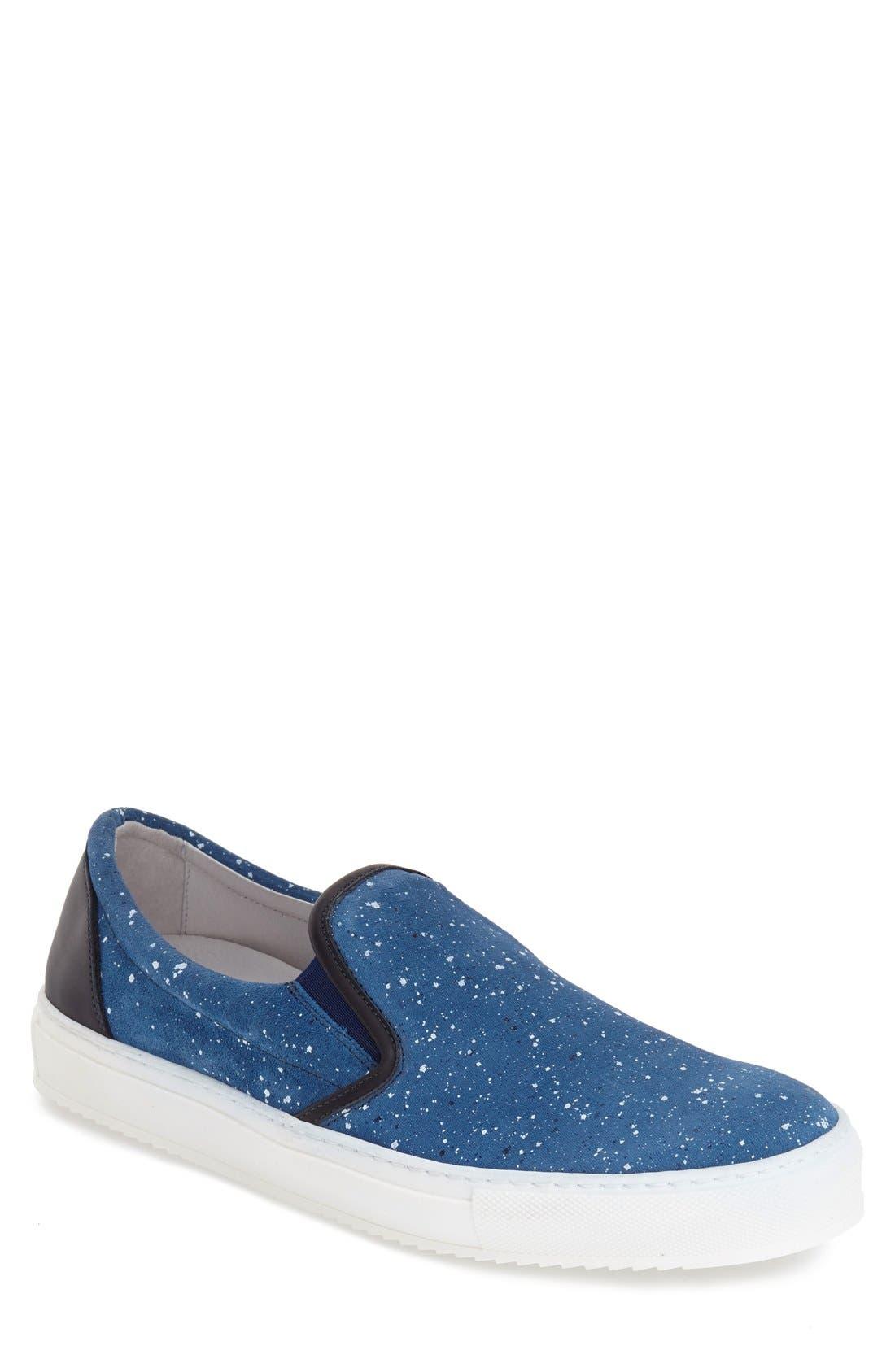 Santorini Slip-On Sneaker,                             Main thumbnail 4, color,