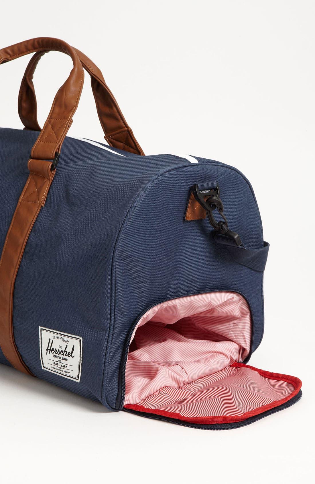 'Novel' Duffel Bag,                             Alternate thumbnail 151, color,