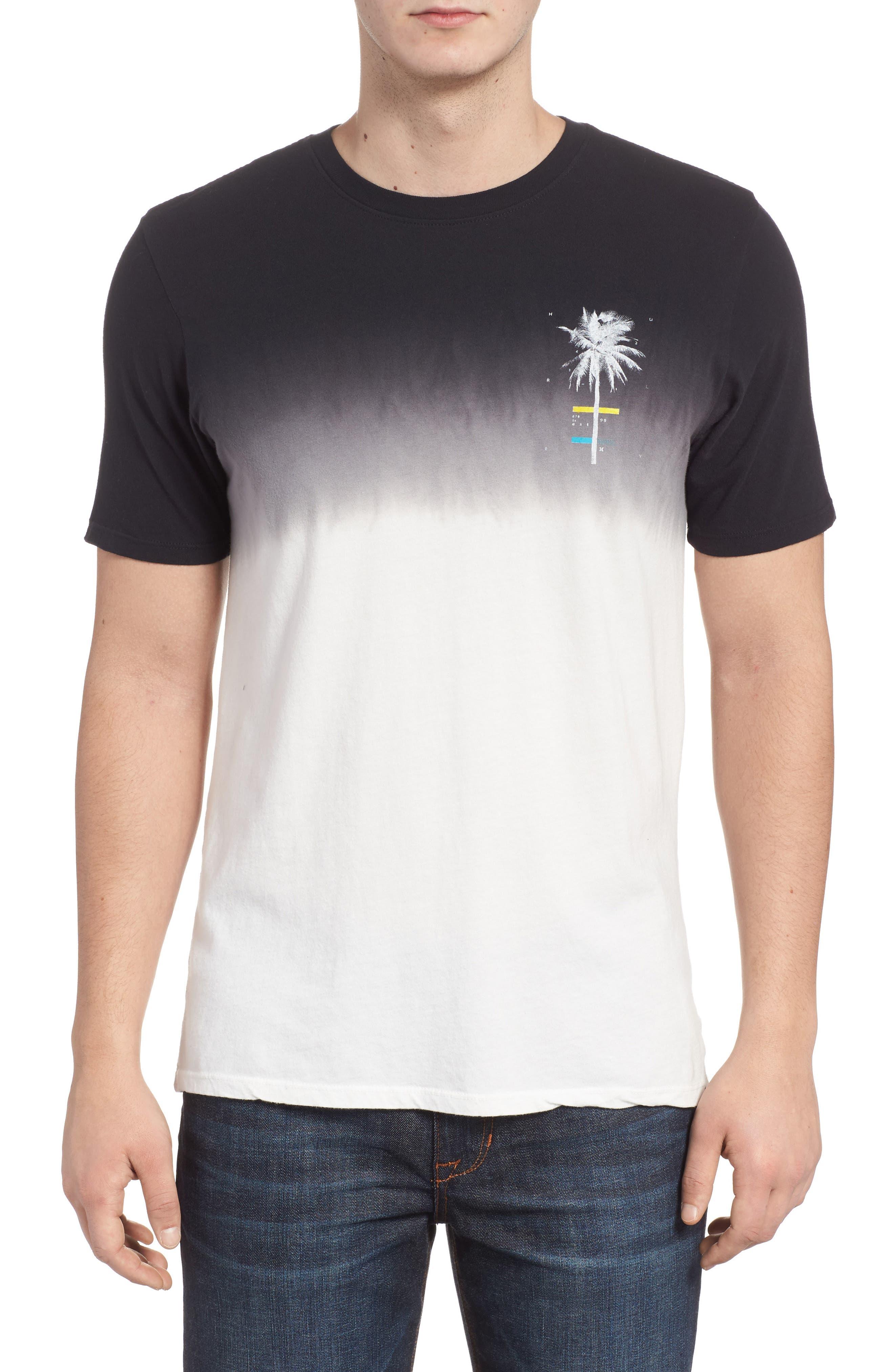 Trajectory Dip Dye T-Shirt,                             Main thumbnail 1, color,                             100
