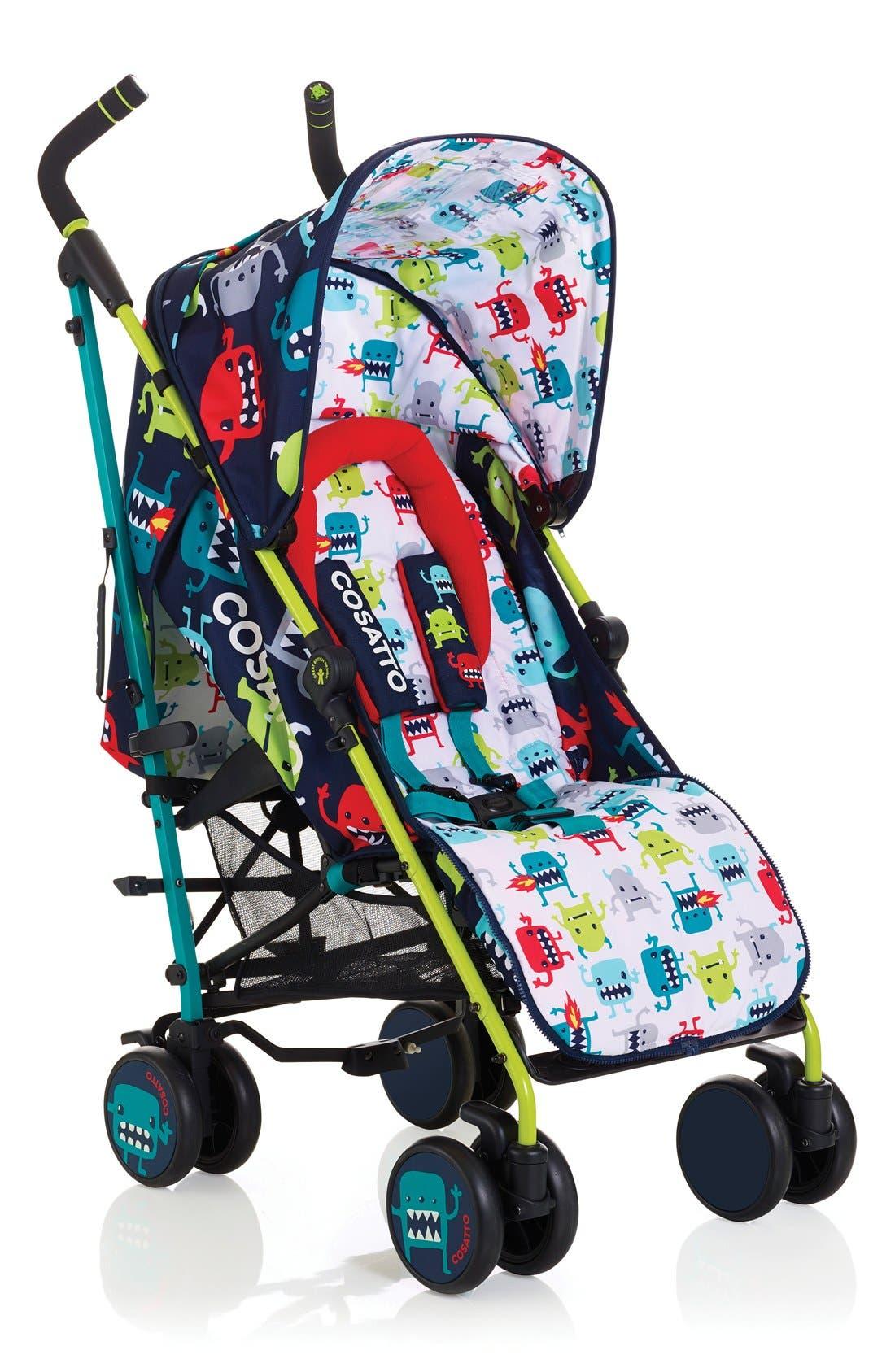 Supa Cuddle Monster 2 Stroller,                         Main,                         color, 001