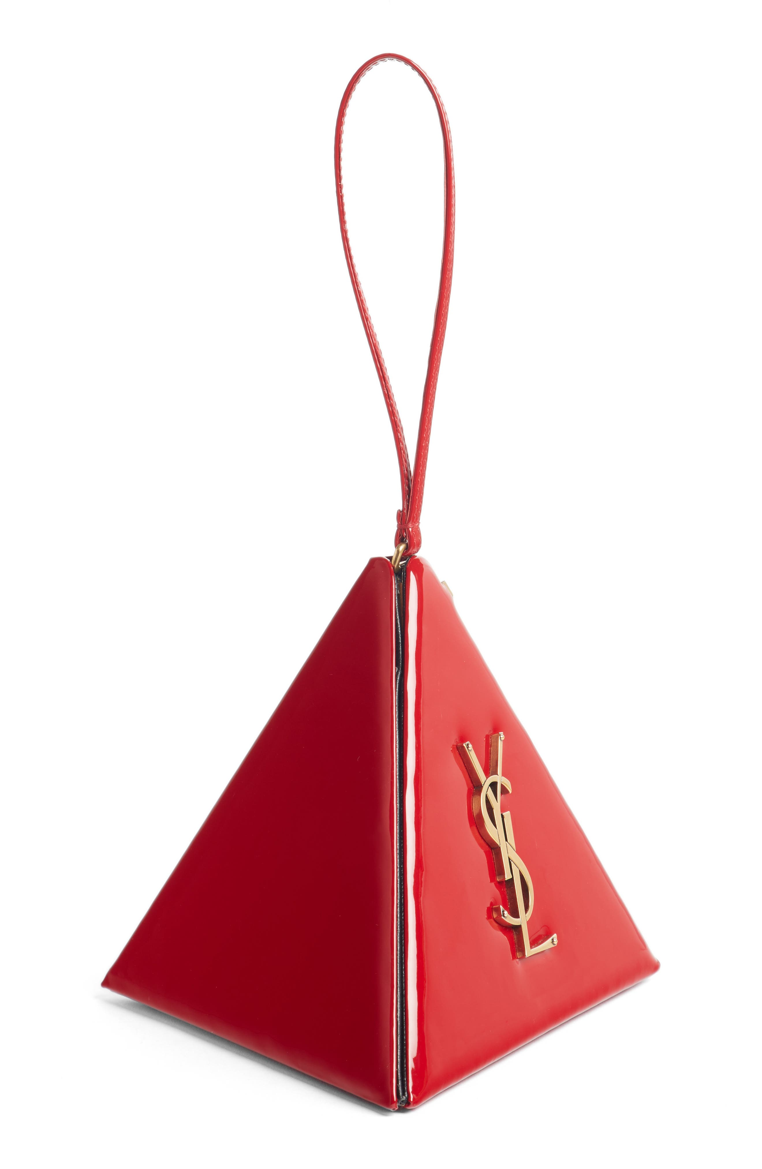 Pyramid Patent Minaudière,                             Alternate thumbnail 5, color,                             612