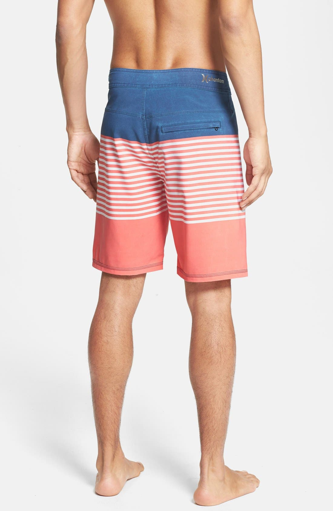 HURLEY,                             'Phantom - Blockade' Board Shorts,                             Alternate thumbnail 3, color,                             800