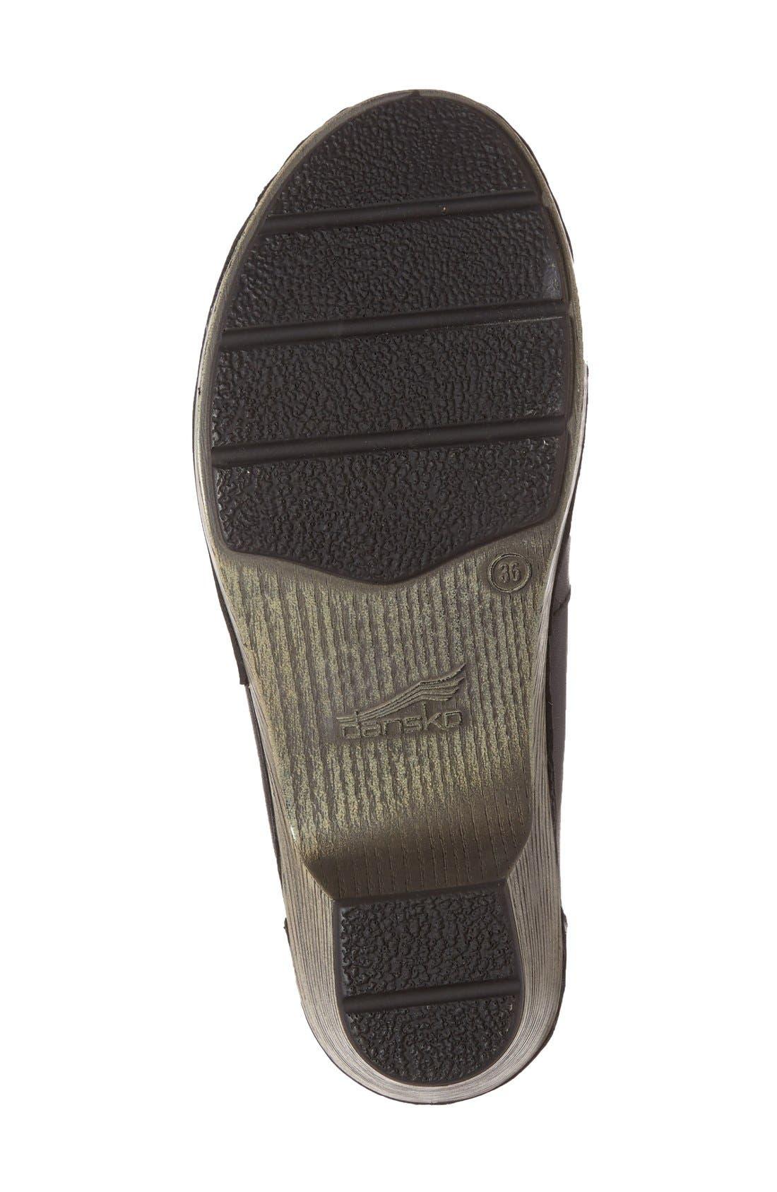 'Marilyn' Midi Chelsea Boot,                             Alternate thumbnail 4, color,                             210