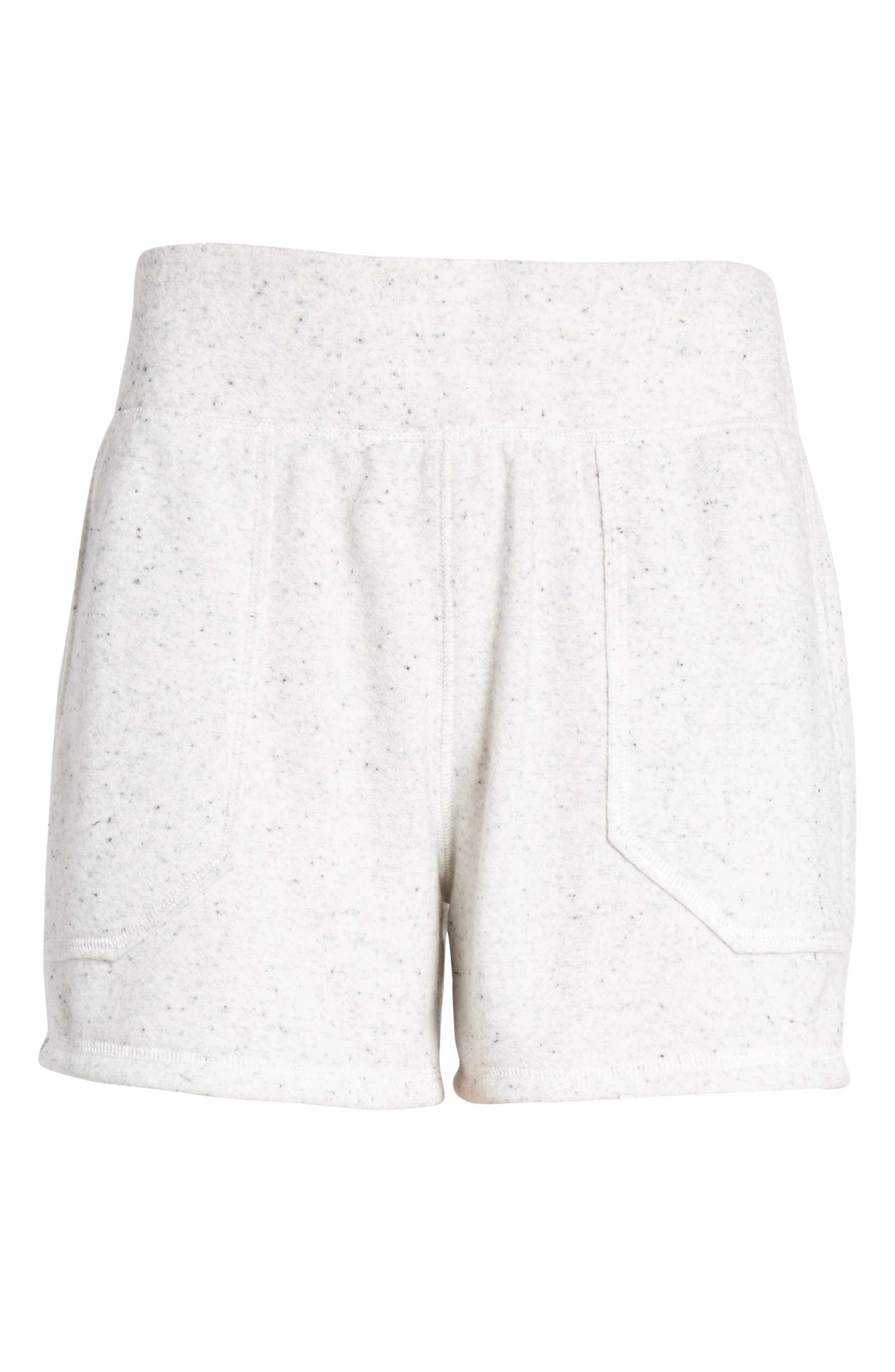 Off-Duty French Terry Shorts,                             Alternate thumbnail 28, color,