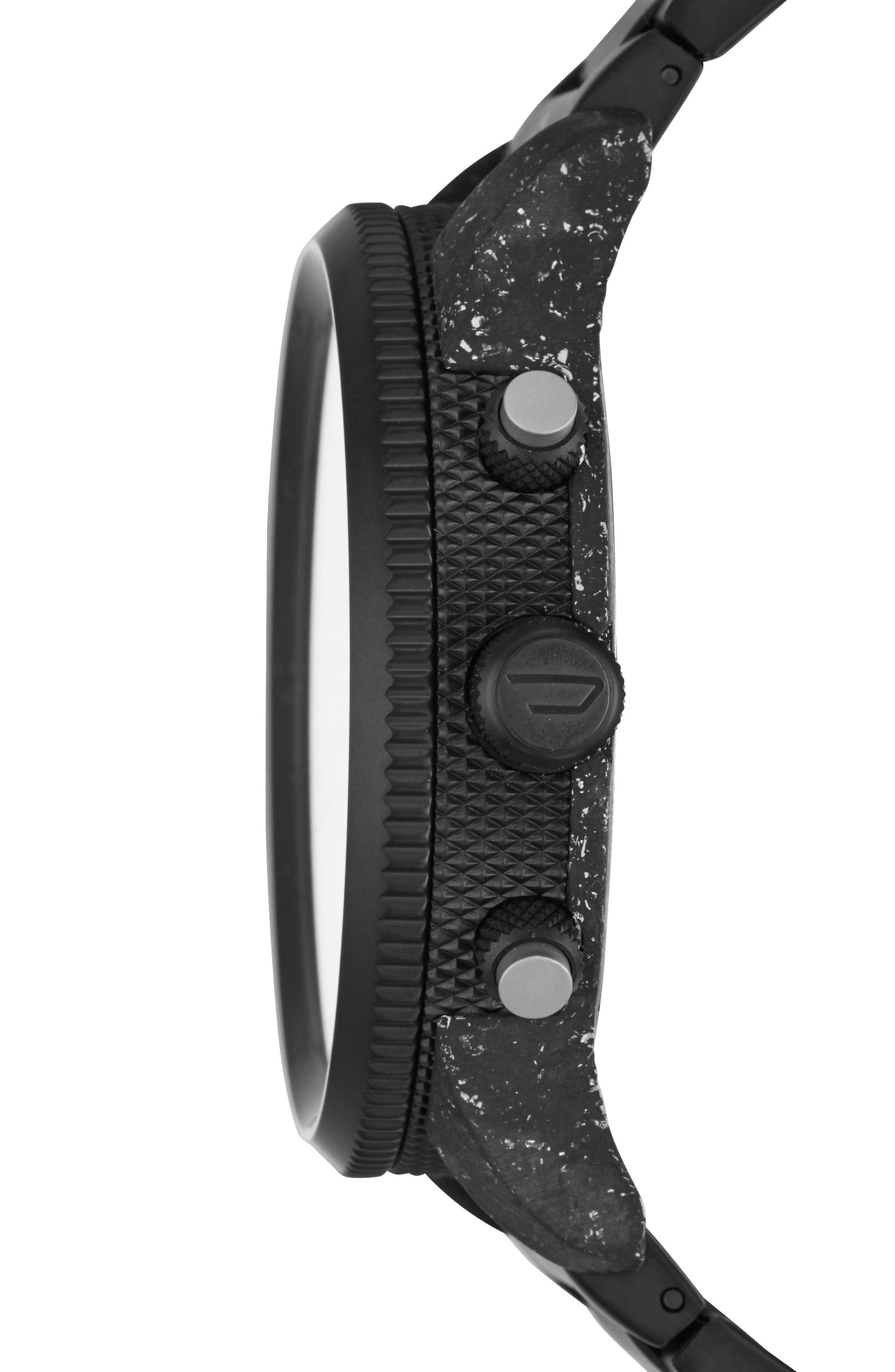 Rasp Chronograph Bracelet Watch, 50mm x 59mm,                             Alternate thumbnail 2, color,                             020
