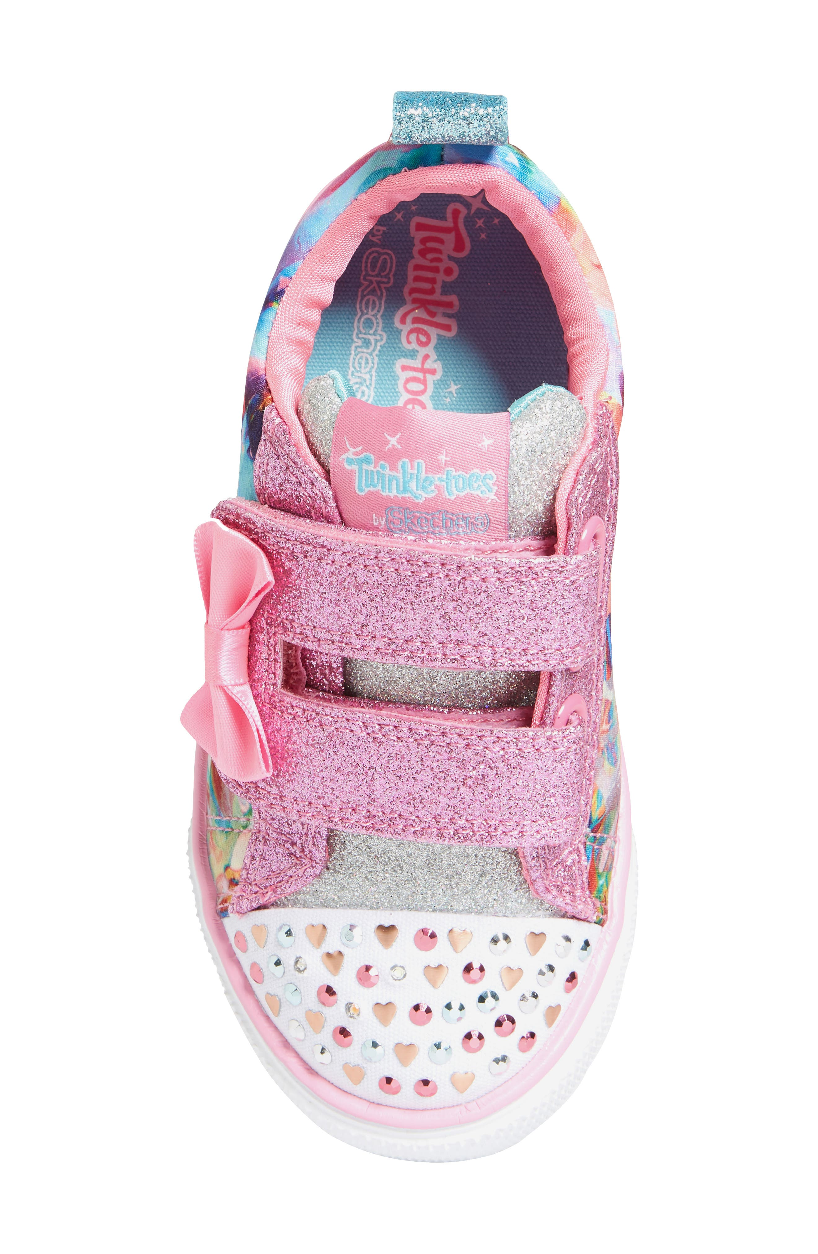 Twinkle Breeze 2.0 Princess Sneaker,                             Alternate thumbnail 5, color,