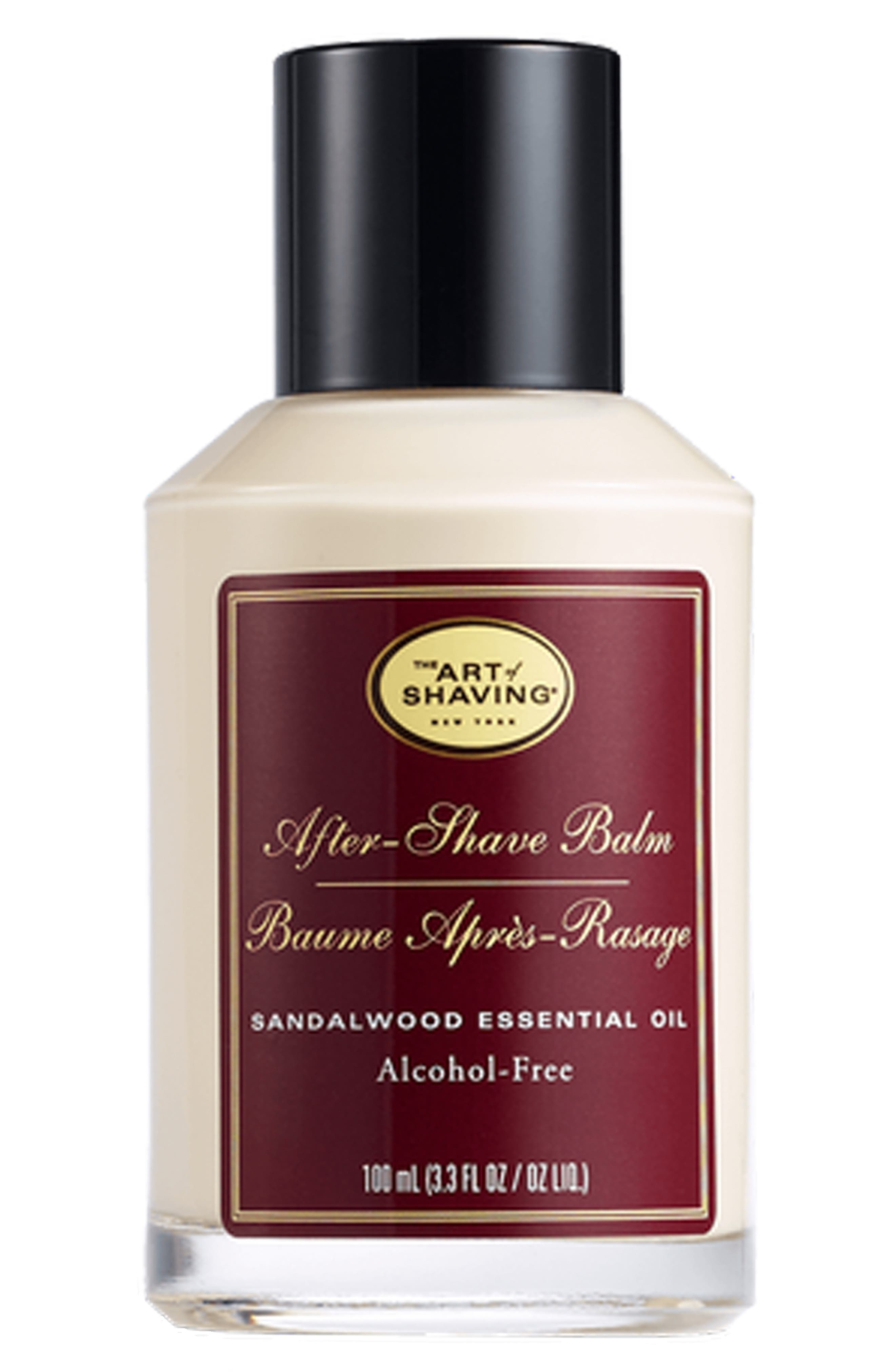 After-Shave Balm,                         Main,                         color, SANDALWOOD
