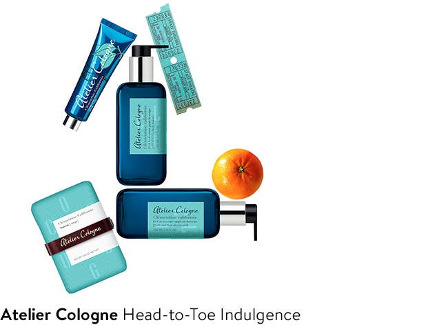 Atelier Cologne: Head-to-Toe Indulgence