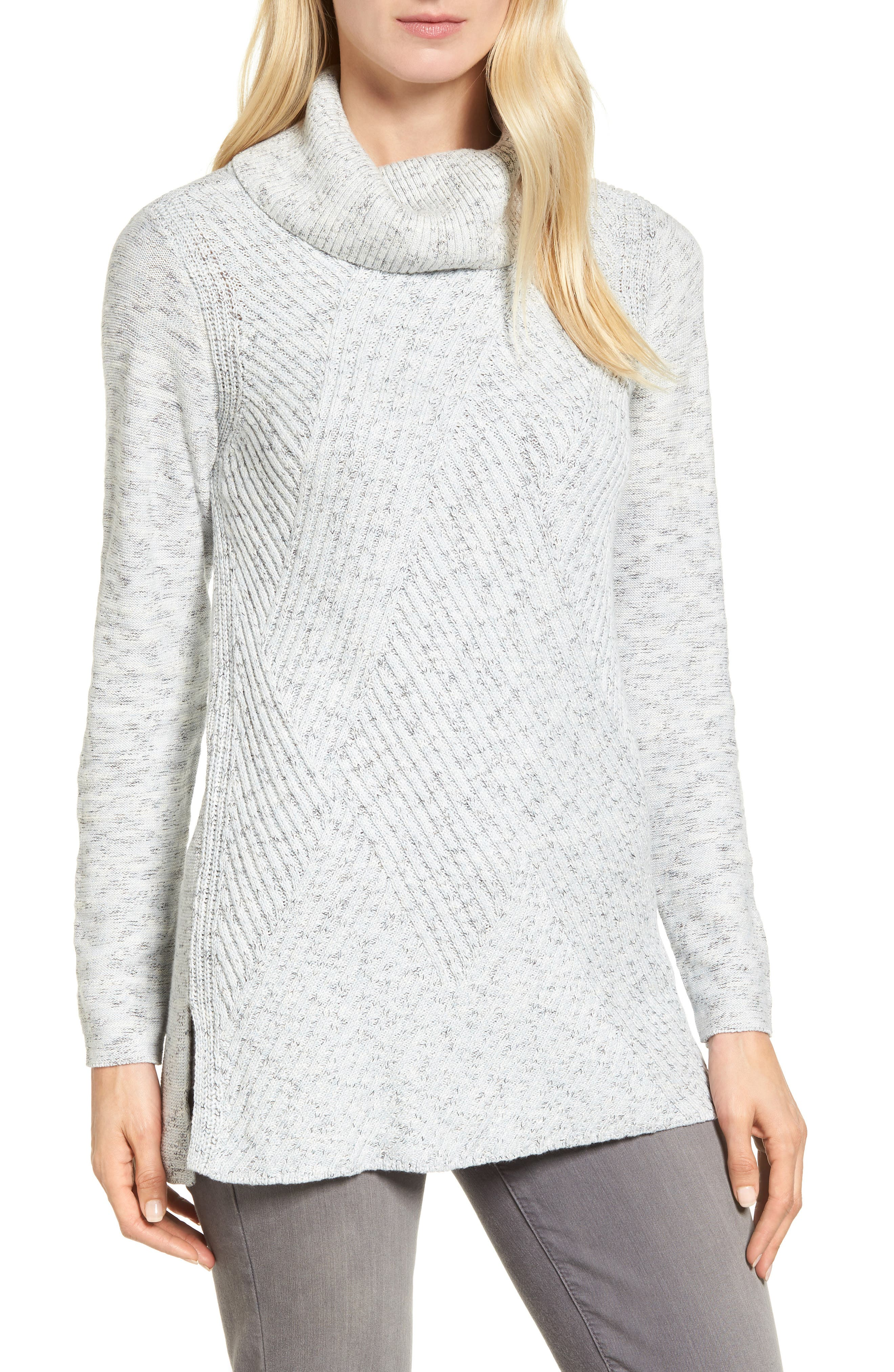 North Star Turtleneck Tunic,                             Main thumbnail 2, color,