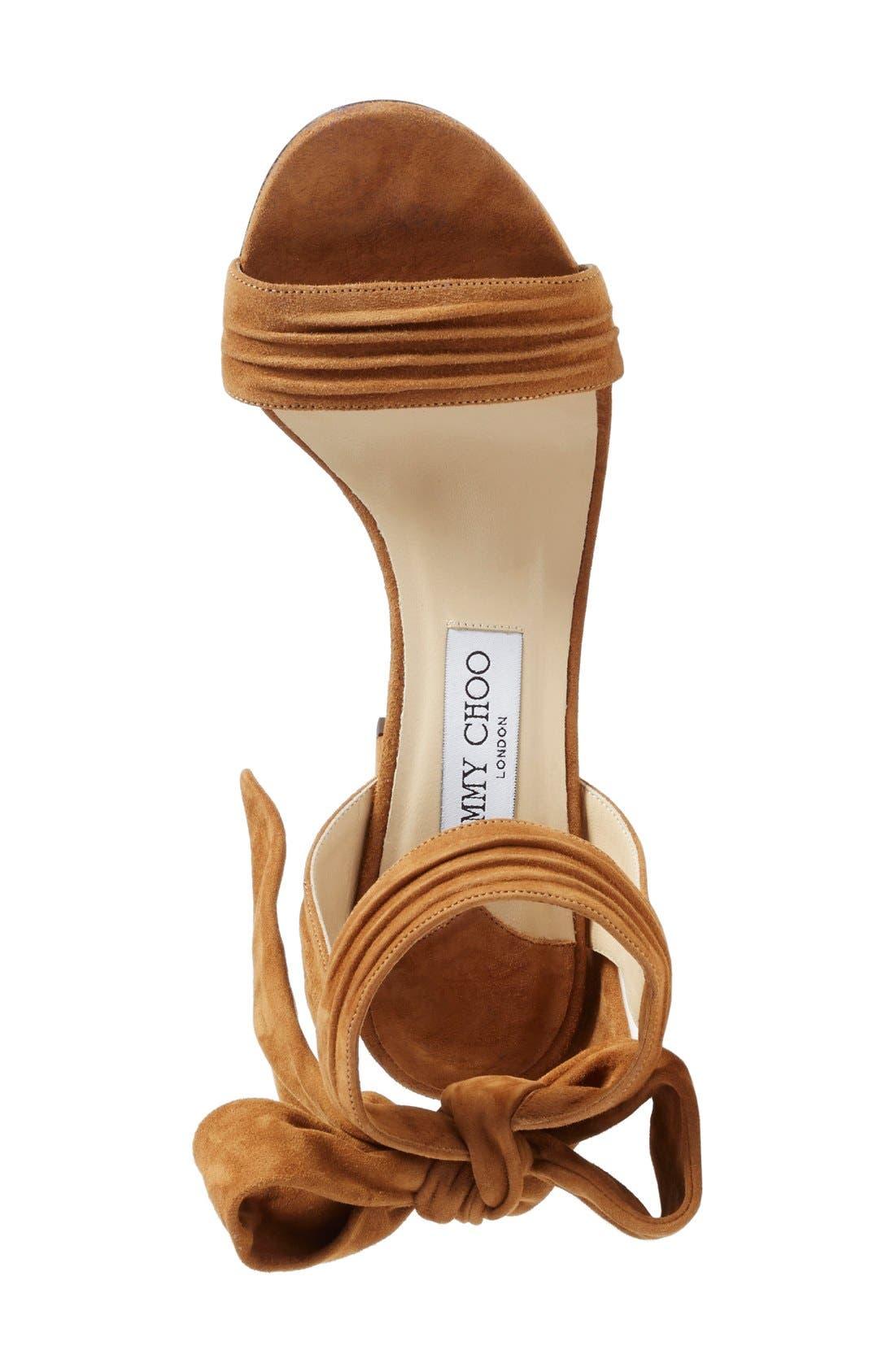 'Kora' Sandal,                             Alternate thumbnail 3, color,                             200