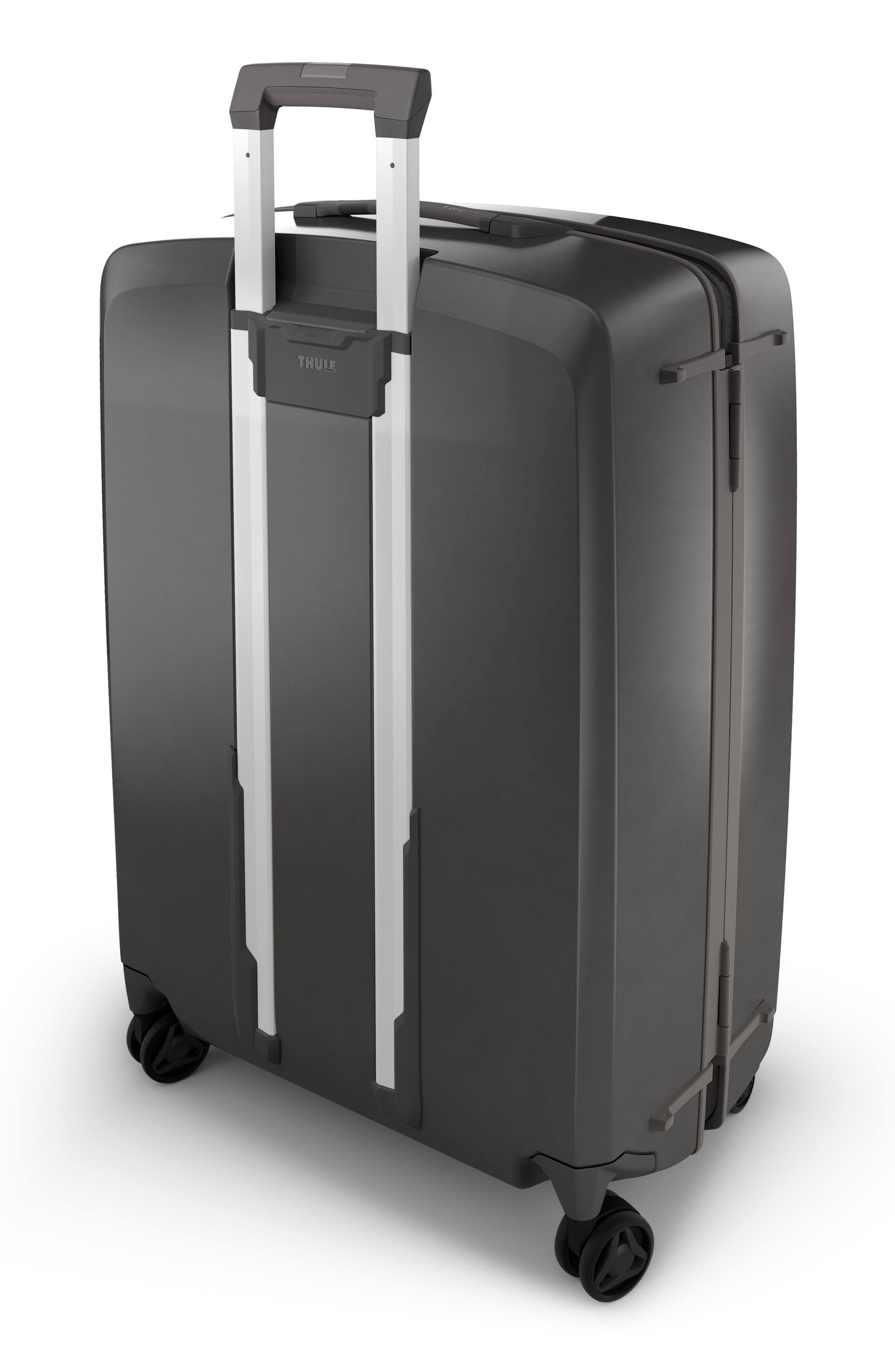 THULE,                             Revolve 30-Inch Spinner Suitcase,                             Alternate thumbnail 4, color,                             RAVEN GRAY