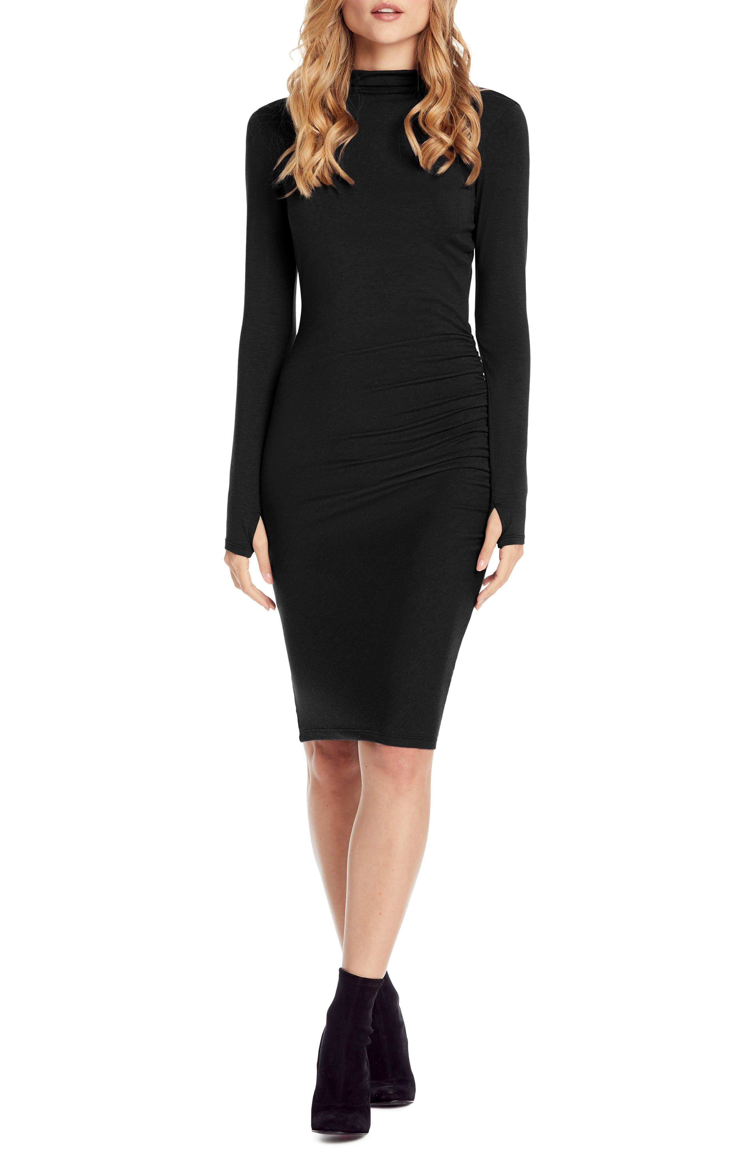 Michael Stars Jules Jersey Body-Con Dress