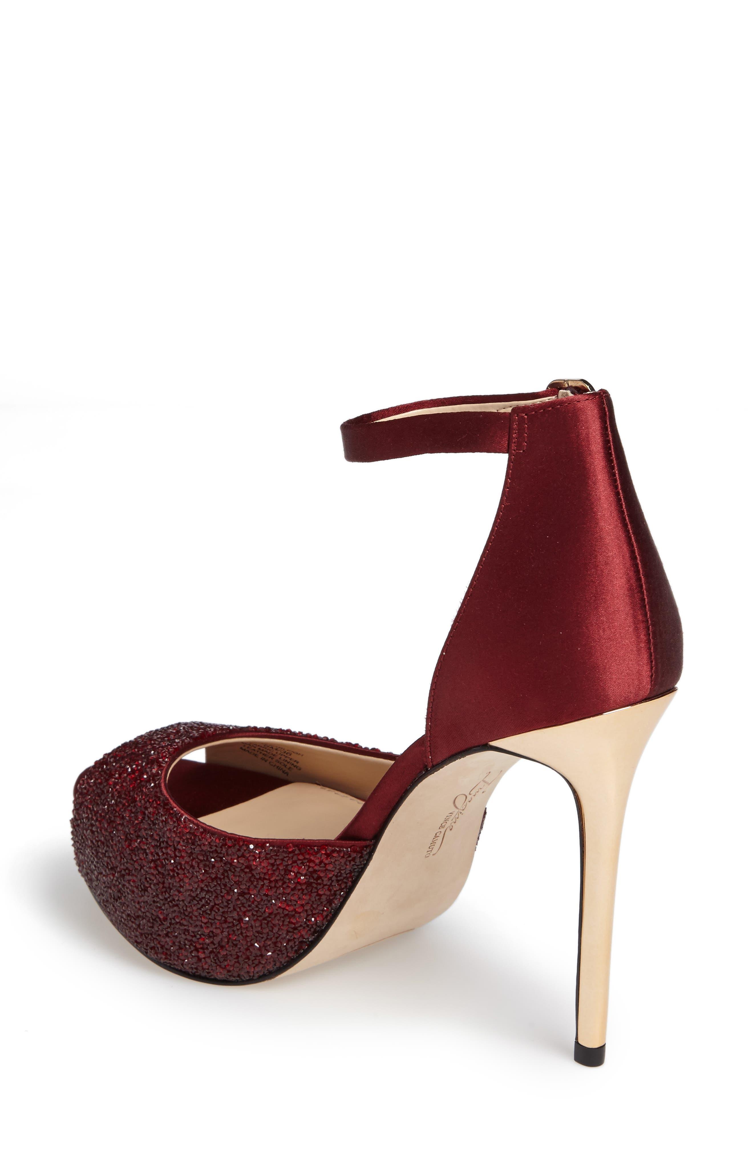 Karleigh Platform Sandal,                             Alternate thumbnail 10, color,