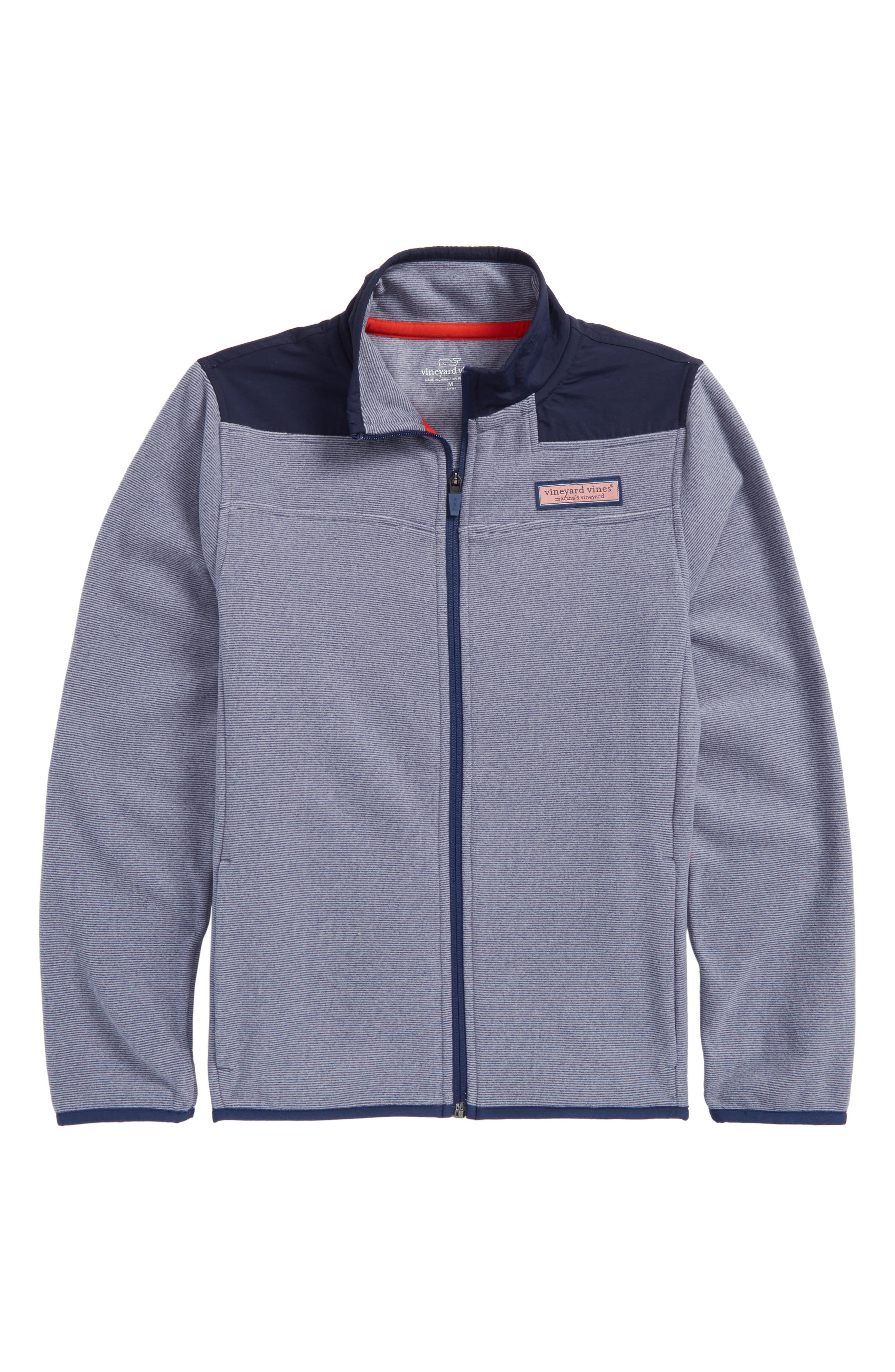 End on End Fleece Jacket,                         Main,                         color, 400