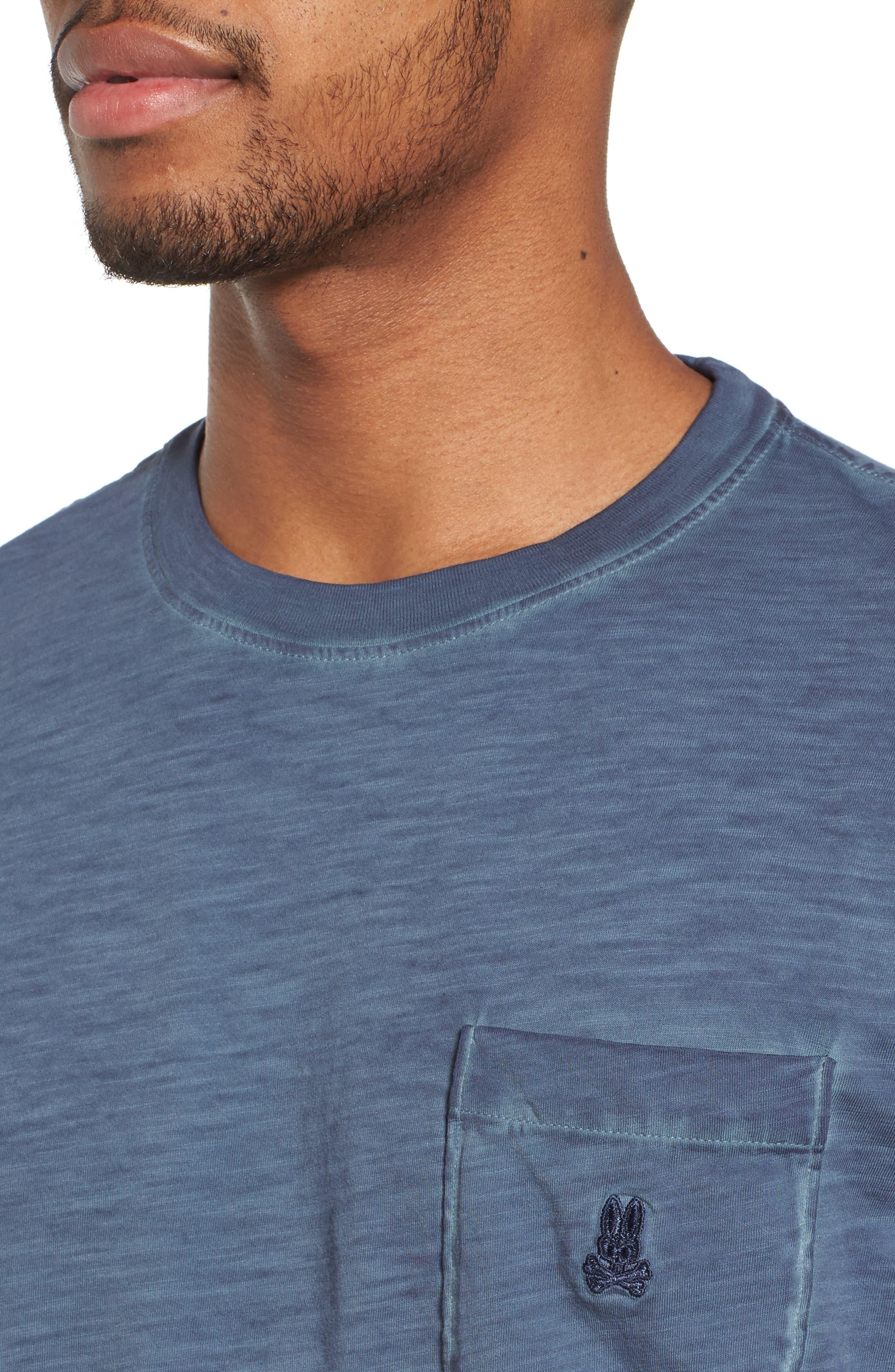 Sunwash Pocket T-Shirt,                             Alternate thumbnail 14, color,