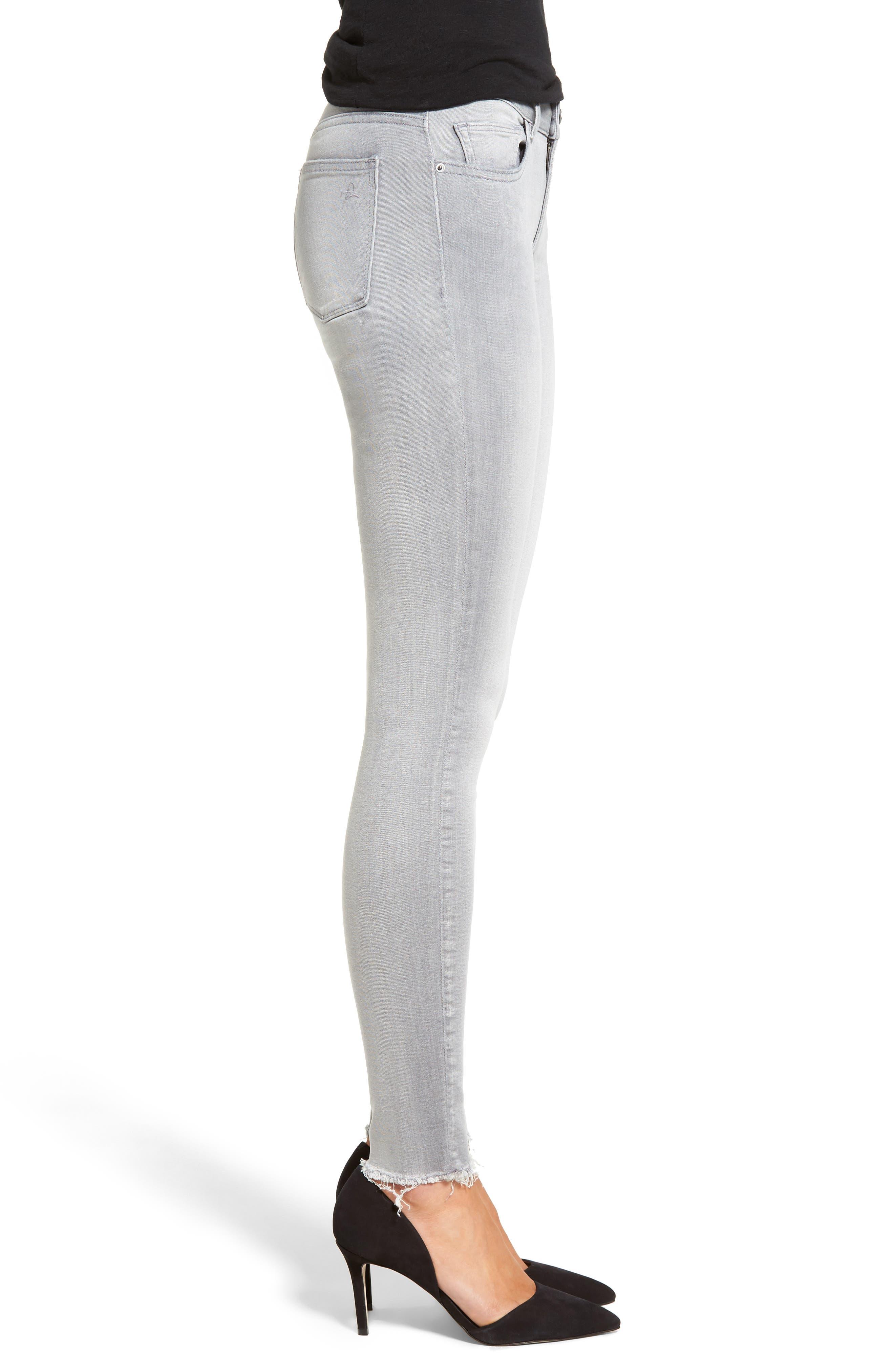 Emma Power Legging Jeans,                             Alternate thumbnail 3, color,                             020