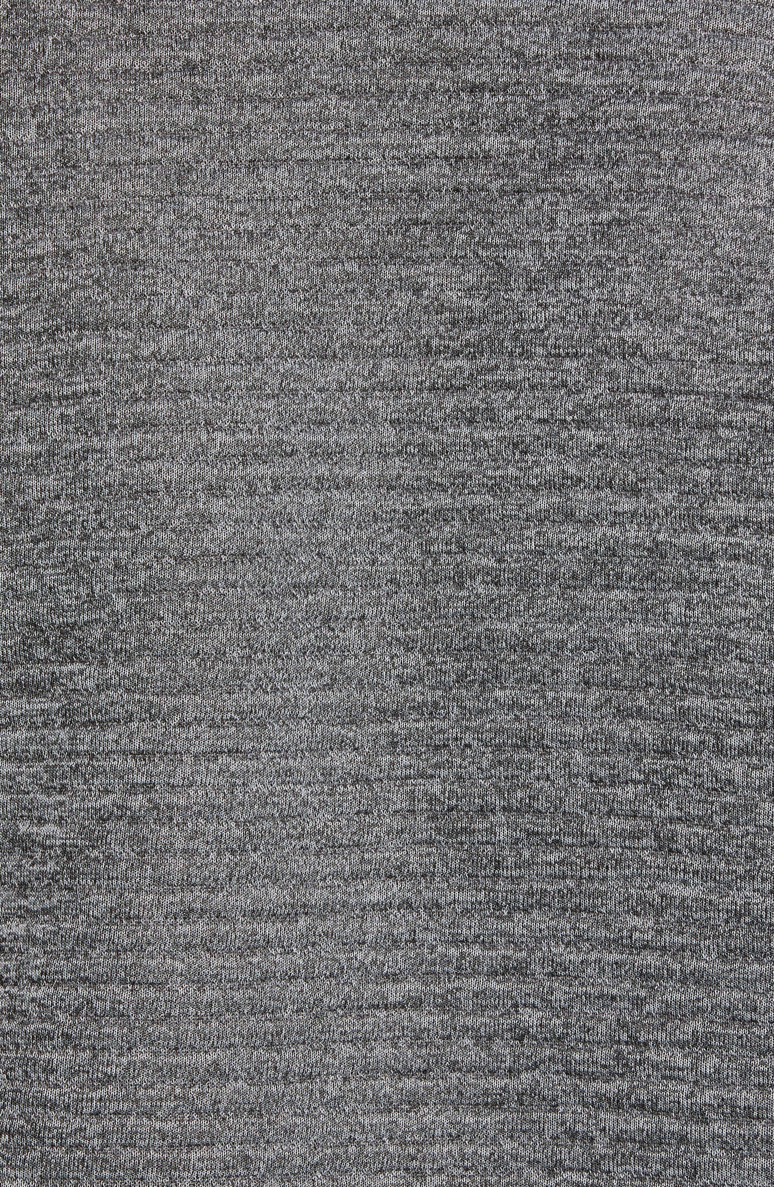 TED BAKER LONDON,                             Ketchup Trim Fit Half Zip Pullover,                             Alternate thumbnail 5, color,                             020