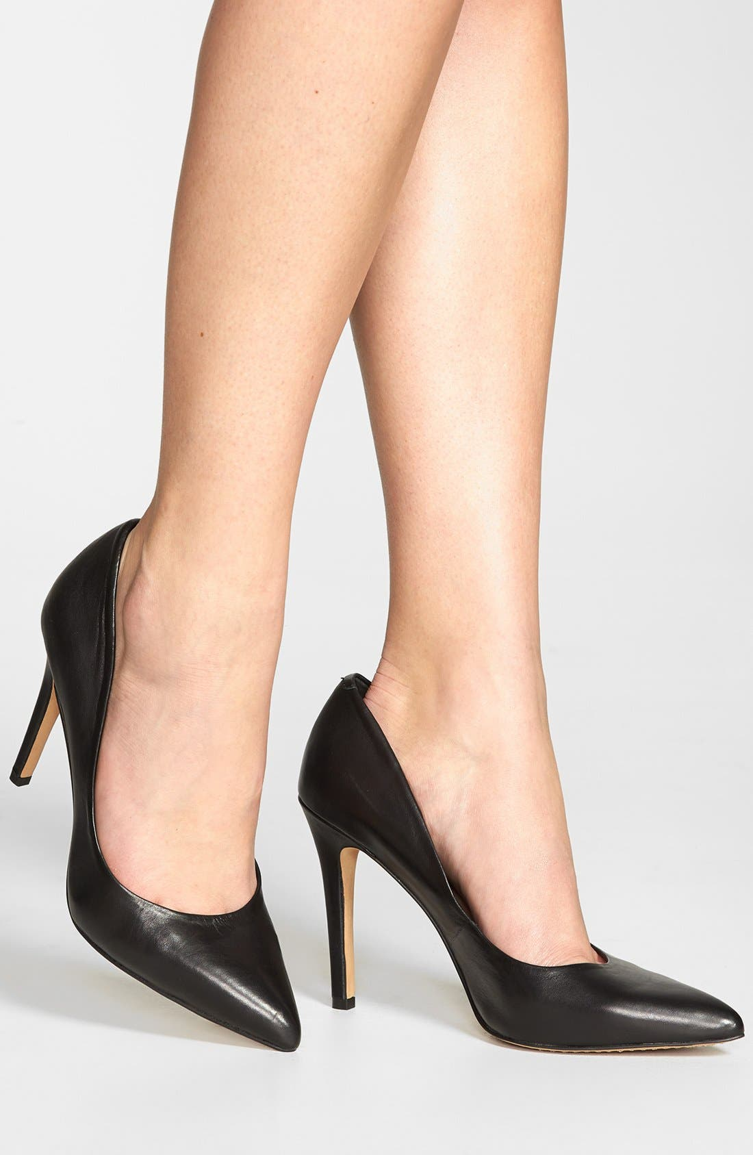 VINCE CAMUTO,                             'Kain' Pump,                             Alternate thumbnail 3, color,                             005