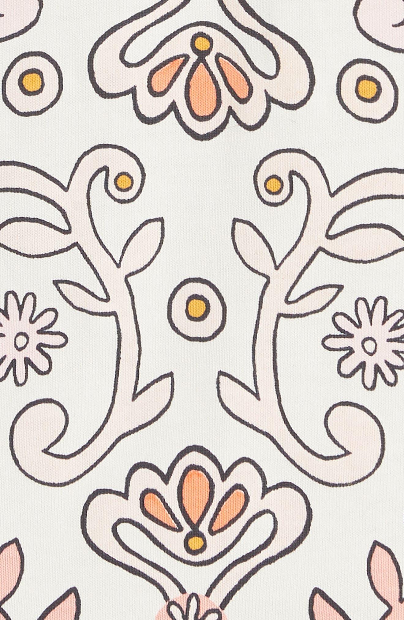 Avril Pima Cotton Dress,                             Alternate thumbnail 5, color,                             198