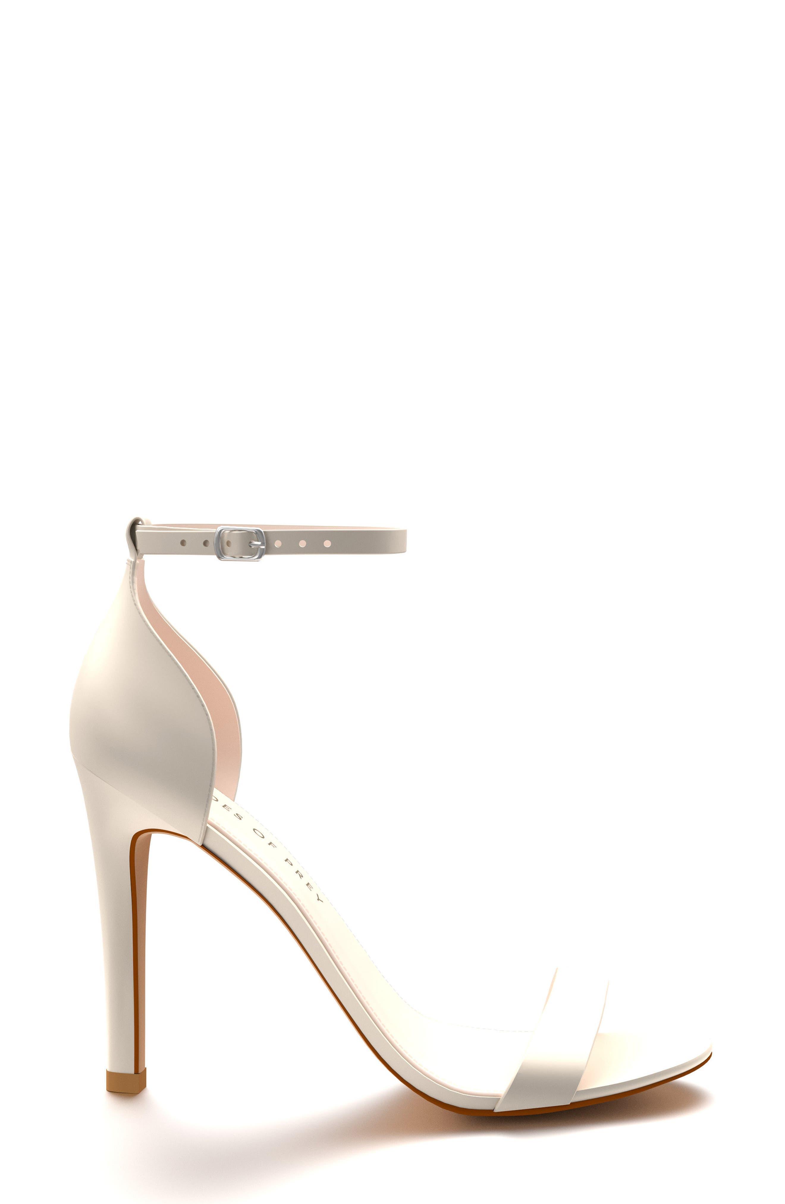 Ankle Strap Sandal,                             Alternate thumbnail 2, color,                             100