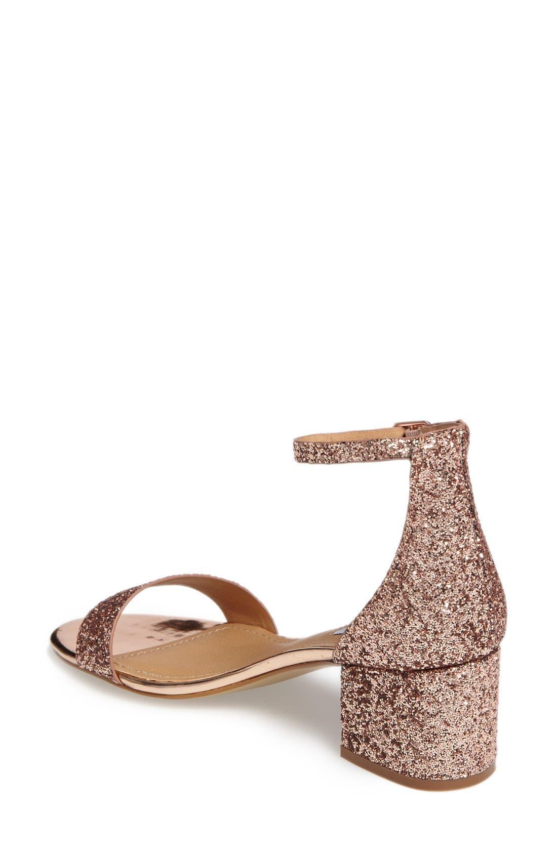 Irenee Ankle Strap Sandal,                             Alternate thumbnail 160, color,