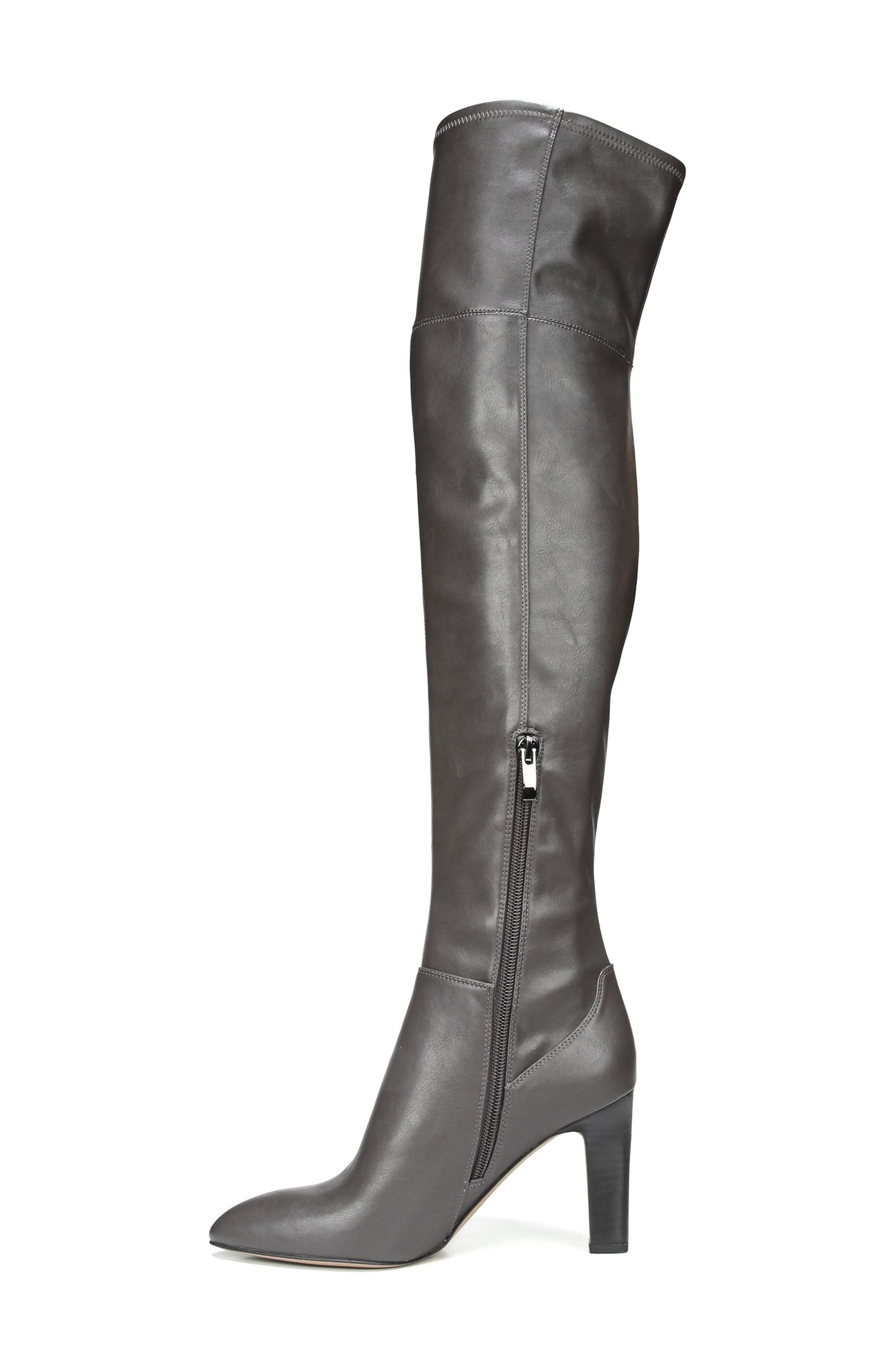 Freda Over the Knee Boot,                             Alternate thumbnail 12, color,