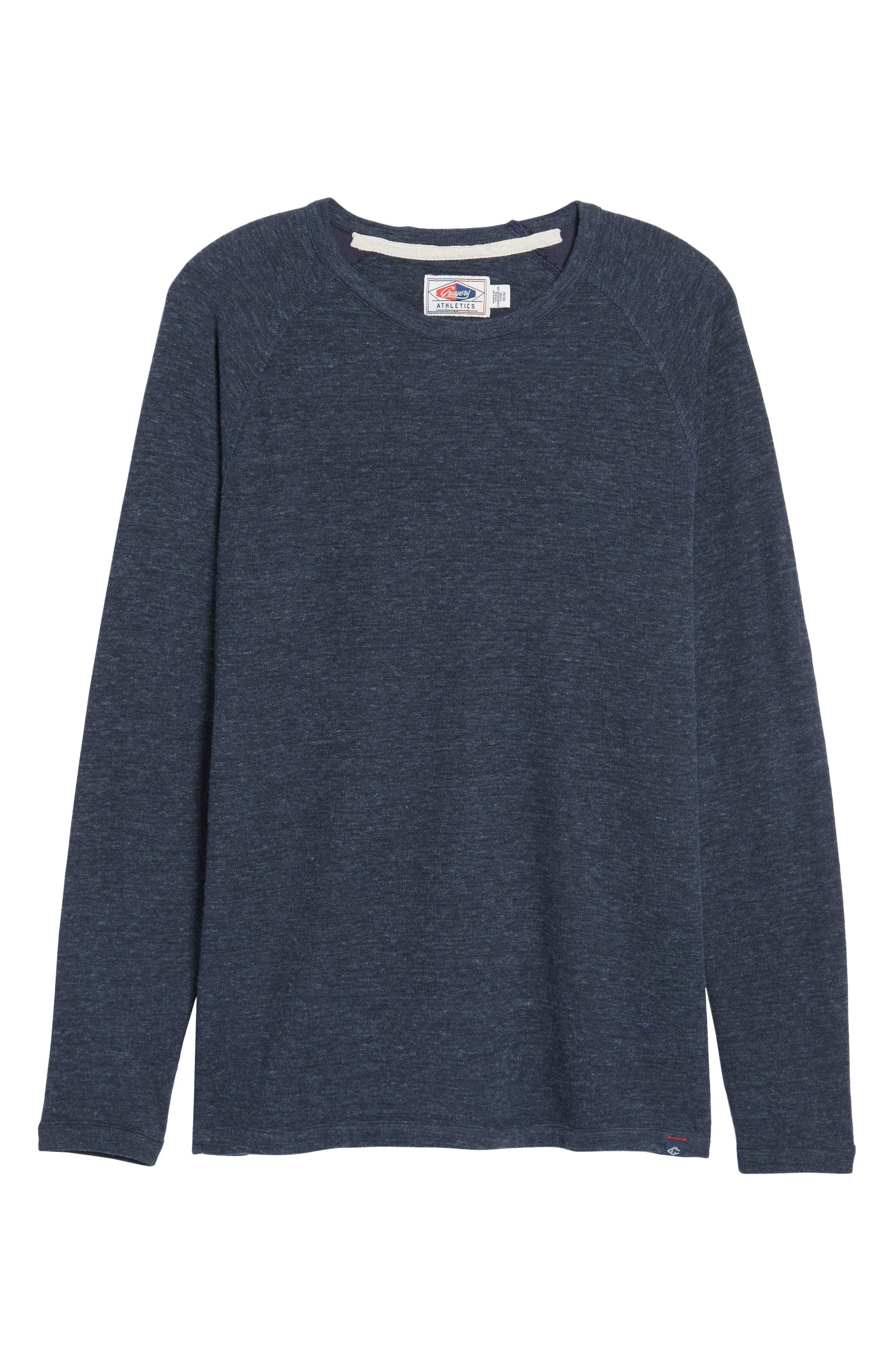Jensen Double Cloth T-Shirt,                             Alternate thumbnail 6, color,