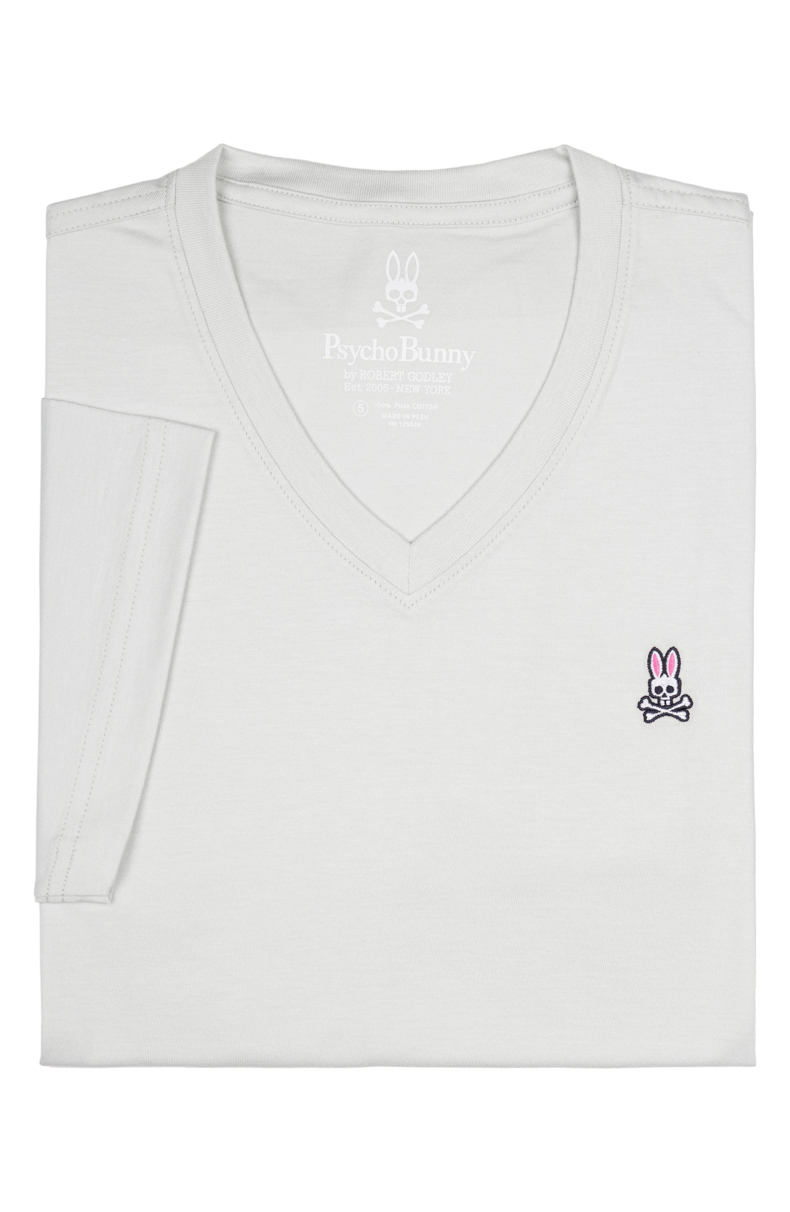 V-Neck T-Shirt,                             Main thumbnail 4, color,