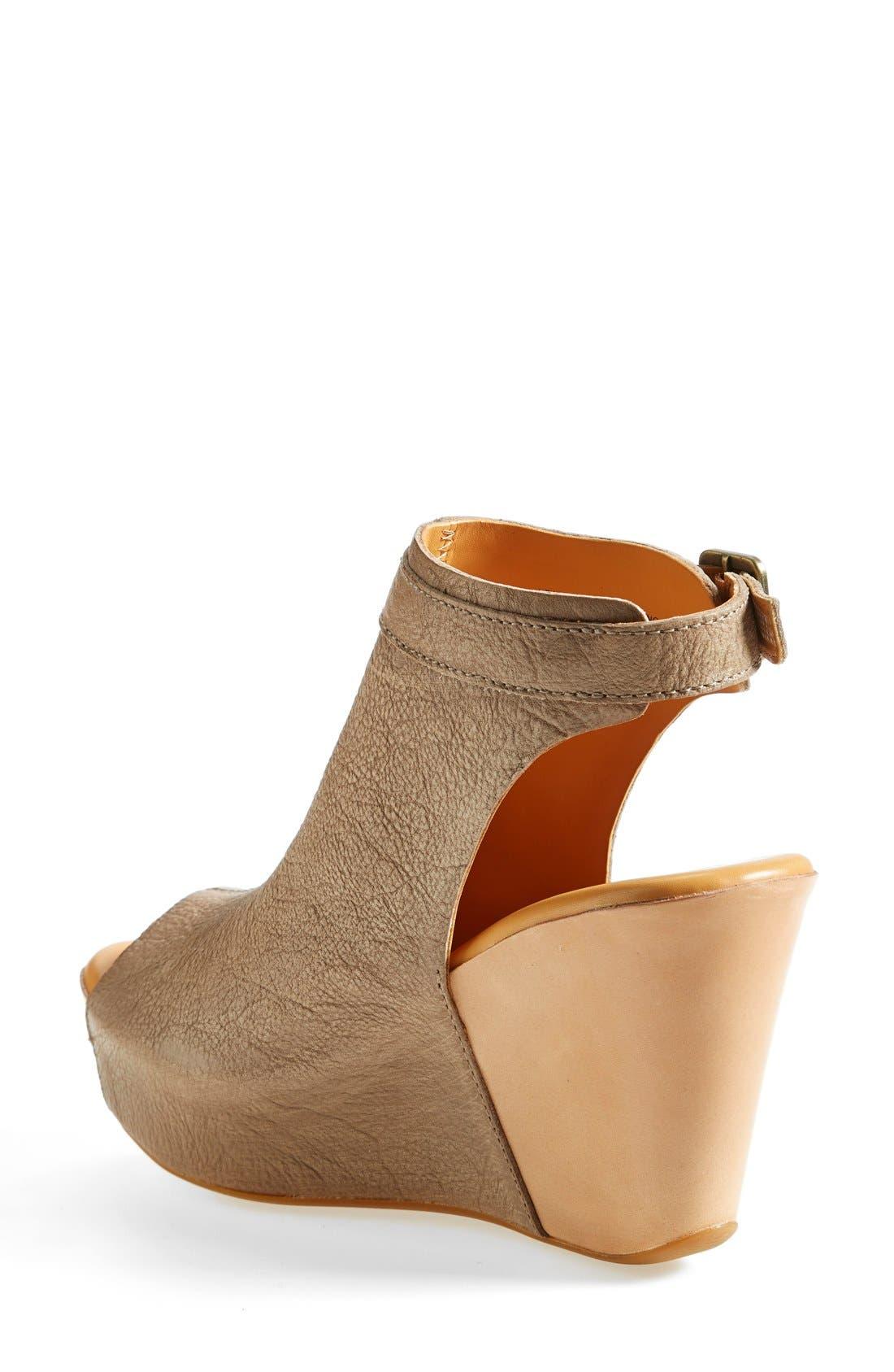 'Berit' Wedge Sandal,                             Alternate thumbnail 34, color,