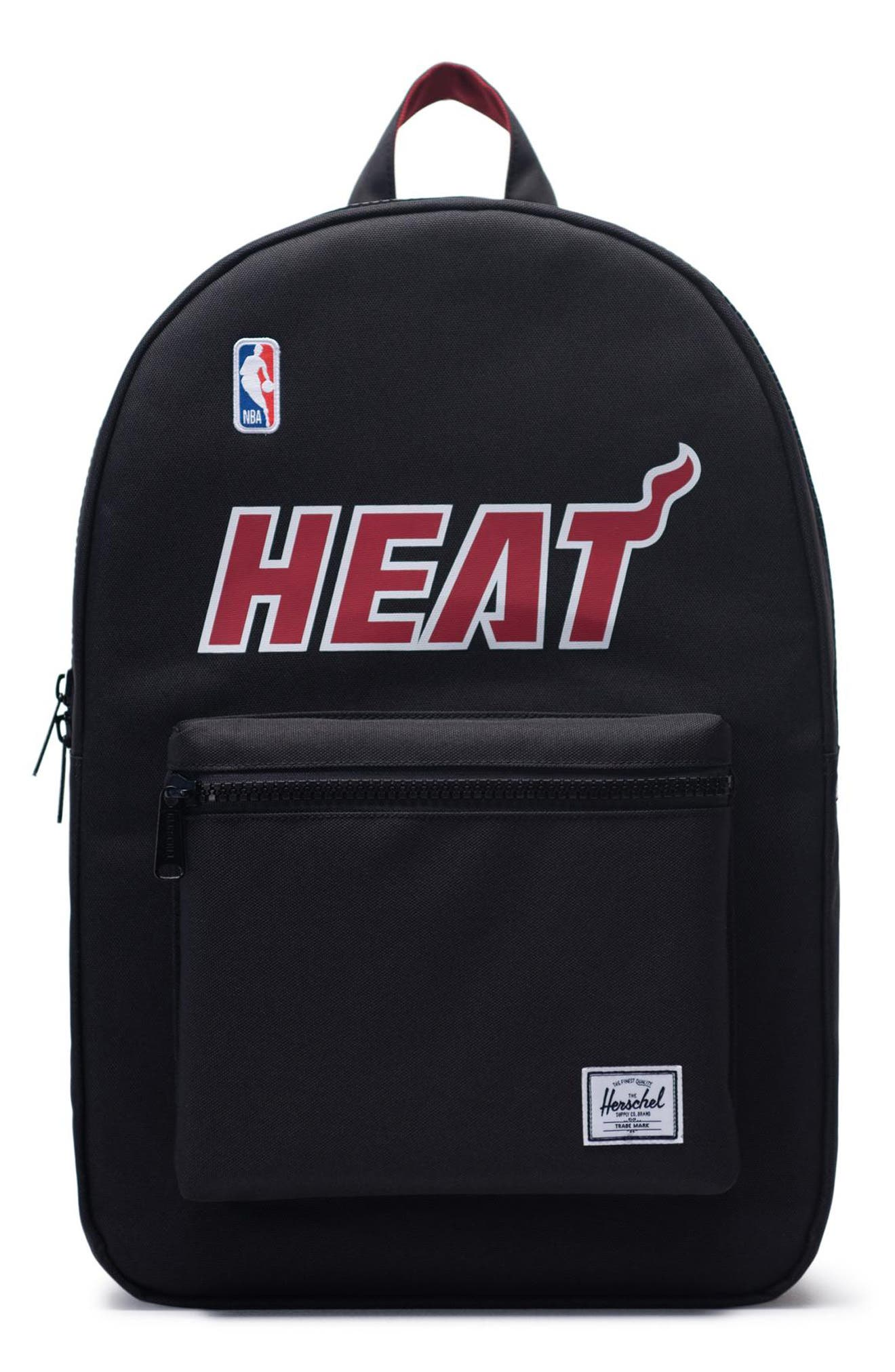 Herschel Supply Co. Superfan Settlement Nba Backpack - Grey
