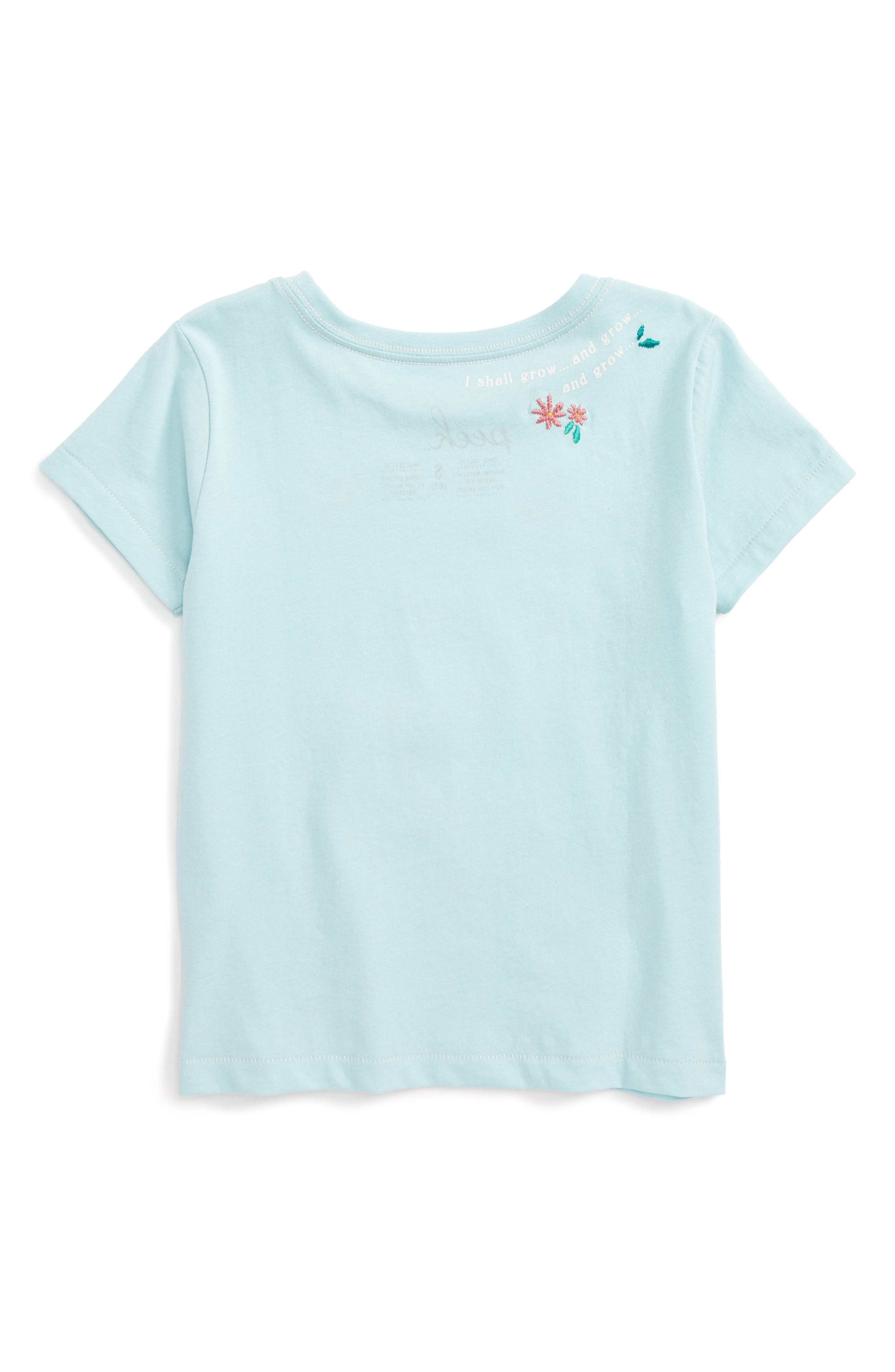 Adventure Embroidered Tee,                             Alternate thumbnail 2, color,                             027