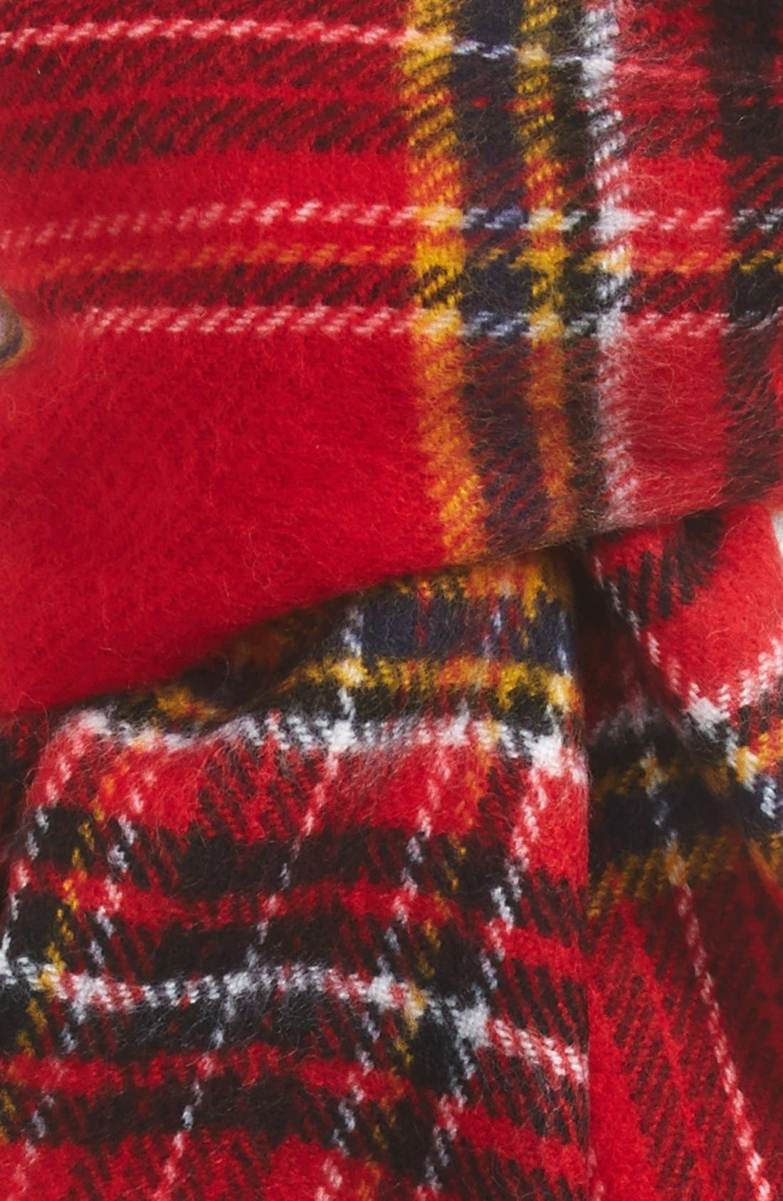 Plaid Scarf,                             Alternate thumbnail 2, color,                             600