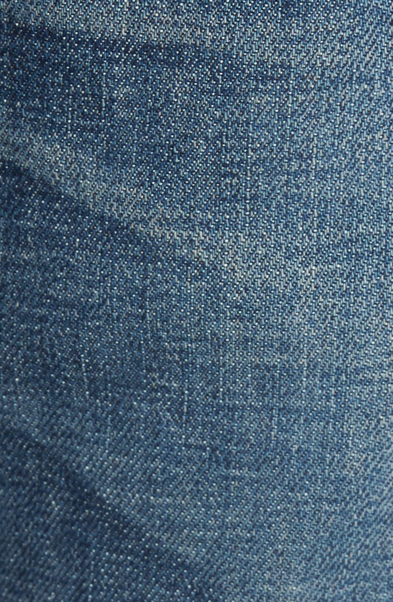 Blake Slim Fit Jeans,                             Alternate thumbnail 5, color,                             425