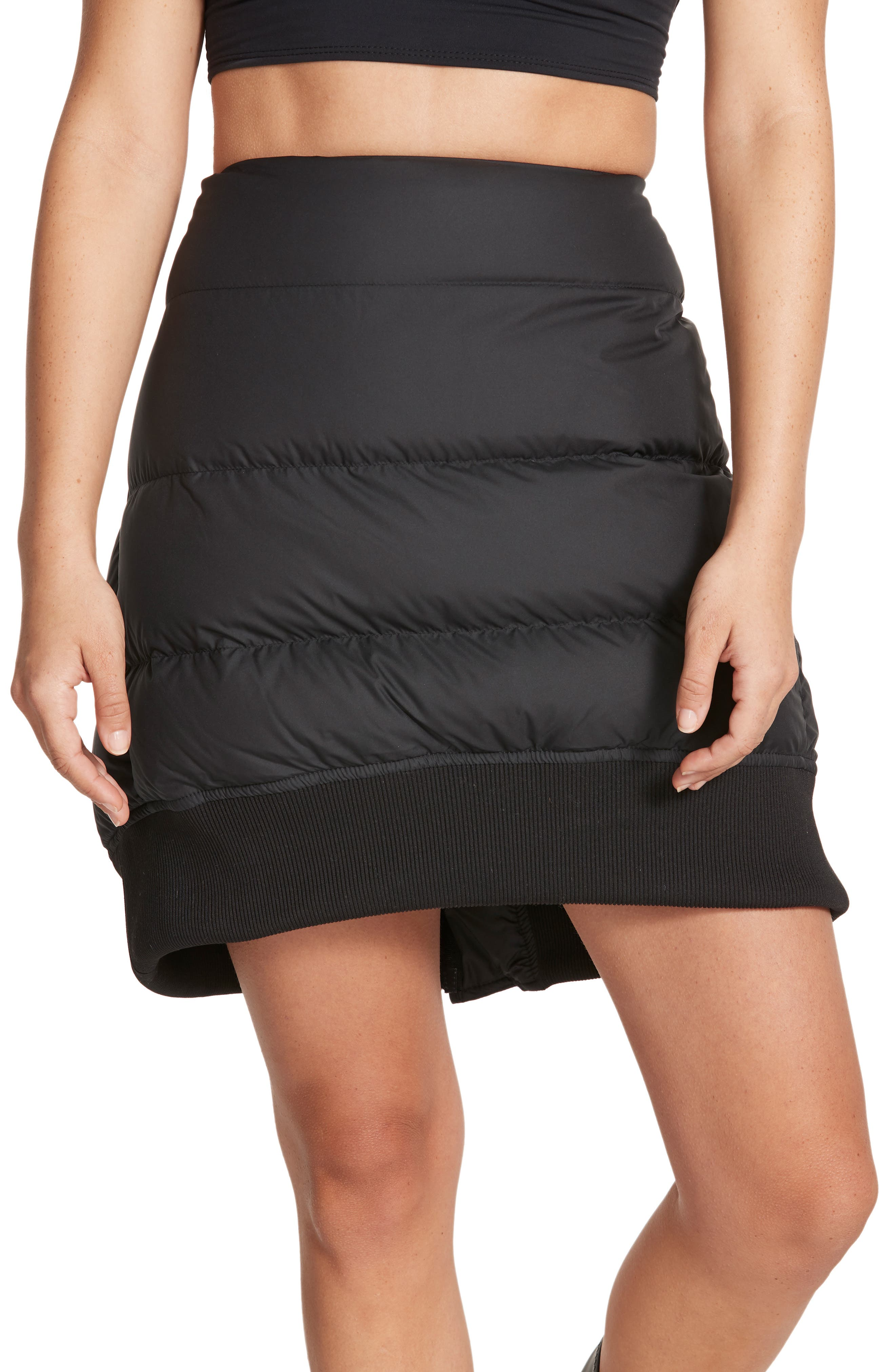 x Dianne Garcia Puffy Skirt, Main, color, 001