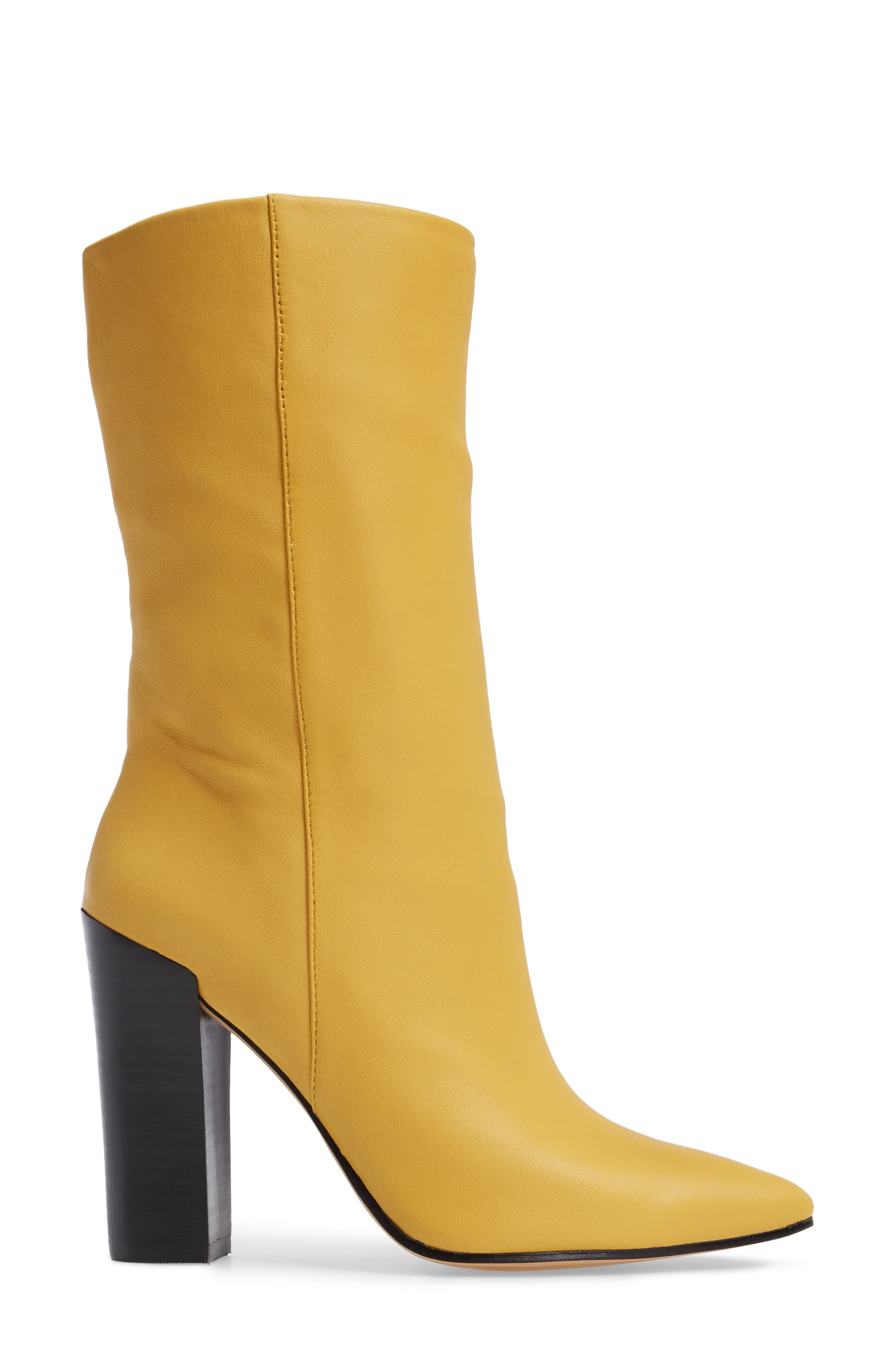 Ethan Pointy Toe Bootie,                             Alternate thumbnail 12, color,
