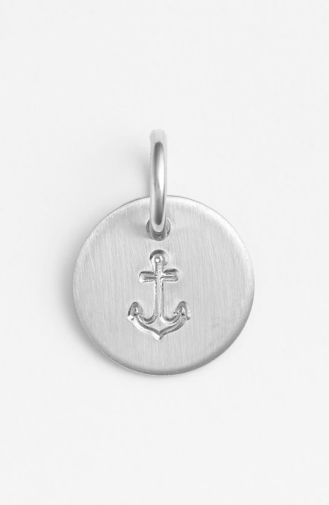 Anchor Mini Stamp Charm,                         Main,                         color, 041