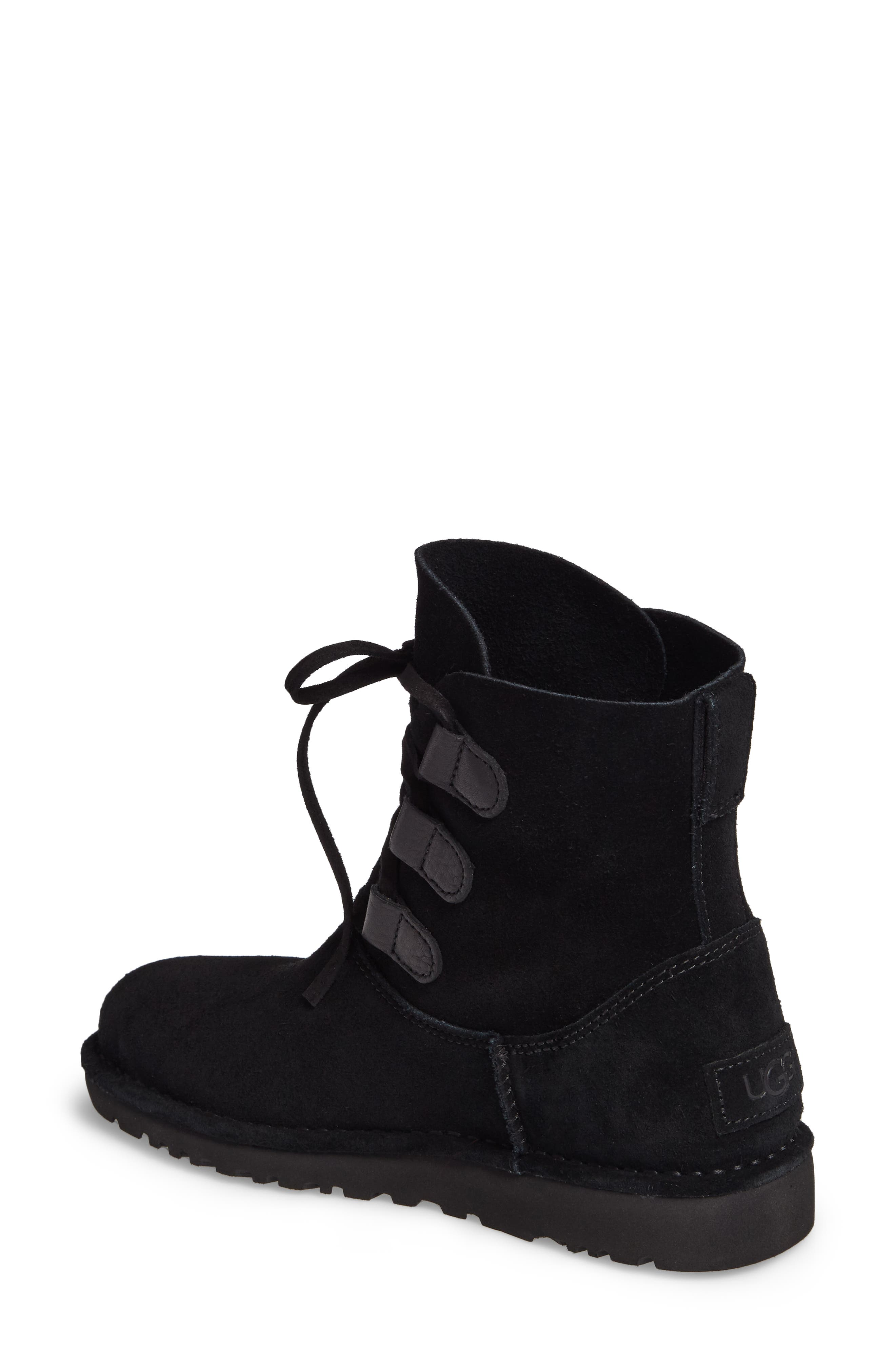 Elvi Short Boot,                             Alternate thumbnail 4, color,